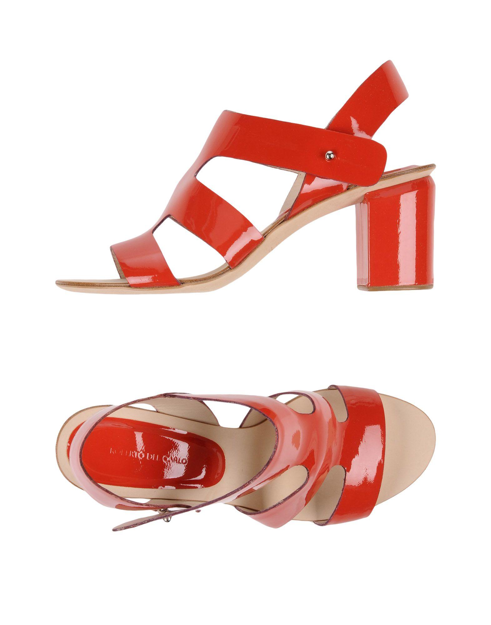 Stilvolle billige Schuhe Roberto Del Carlo Sandalen Damen  11425243MU