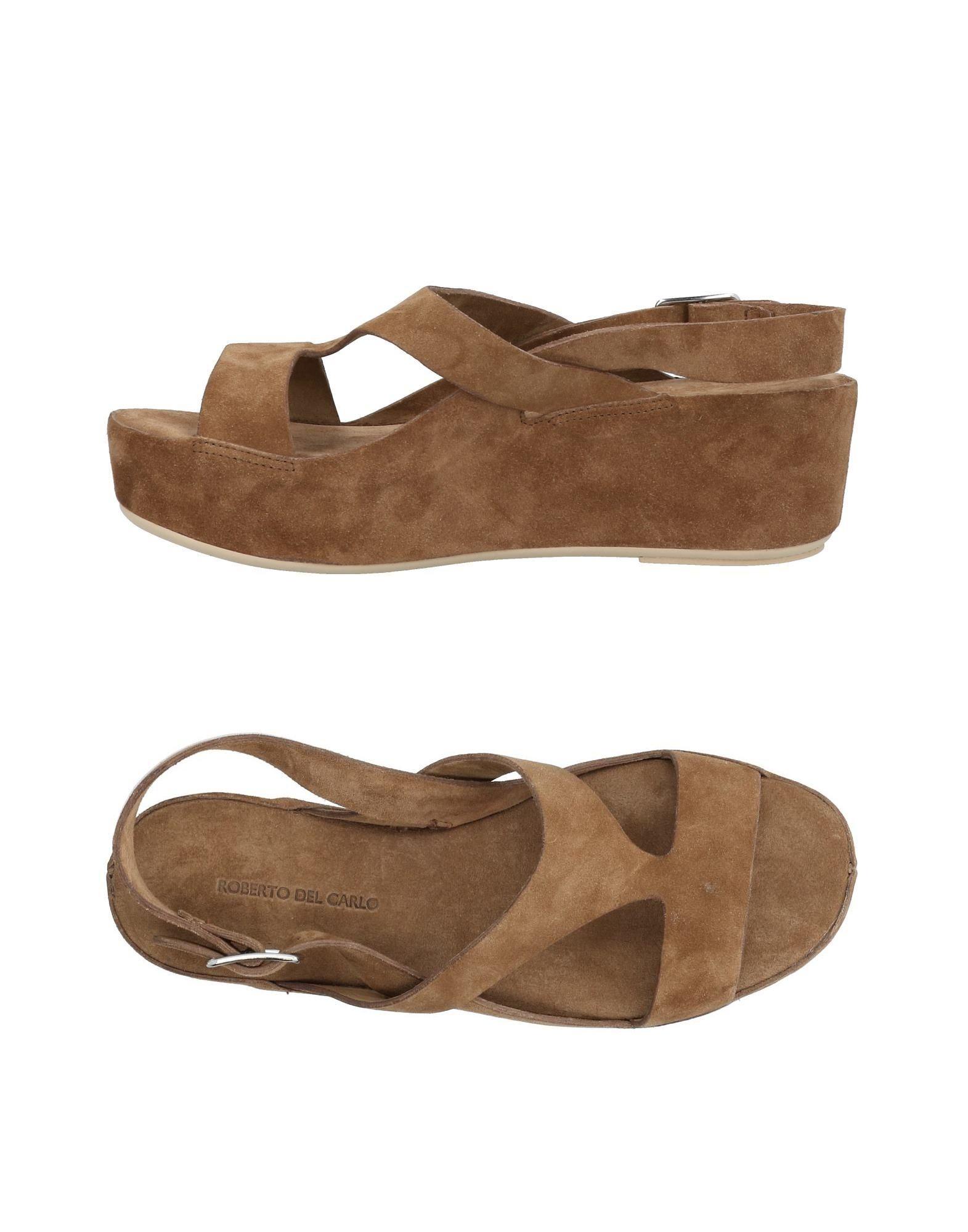 Stilvolle billige Schuhe Roberto Del Carlo Sandalen Damen  11425249GM