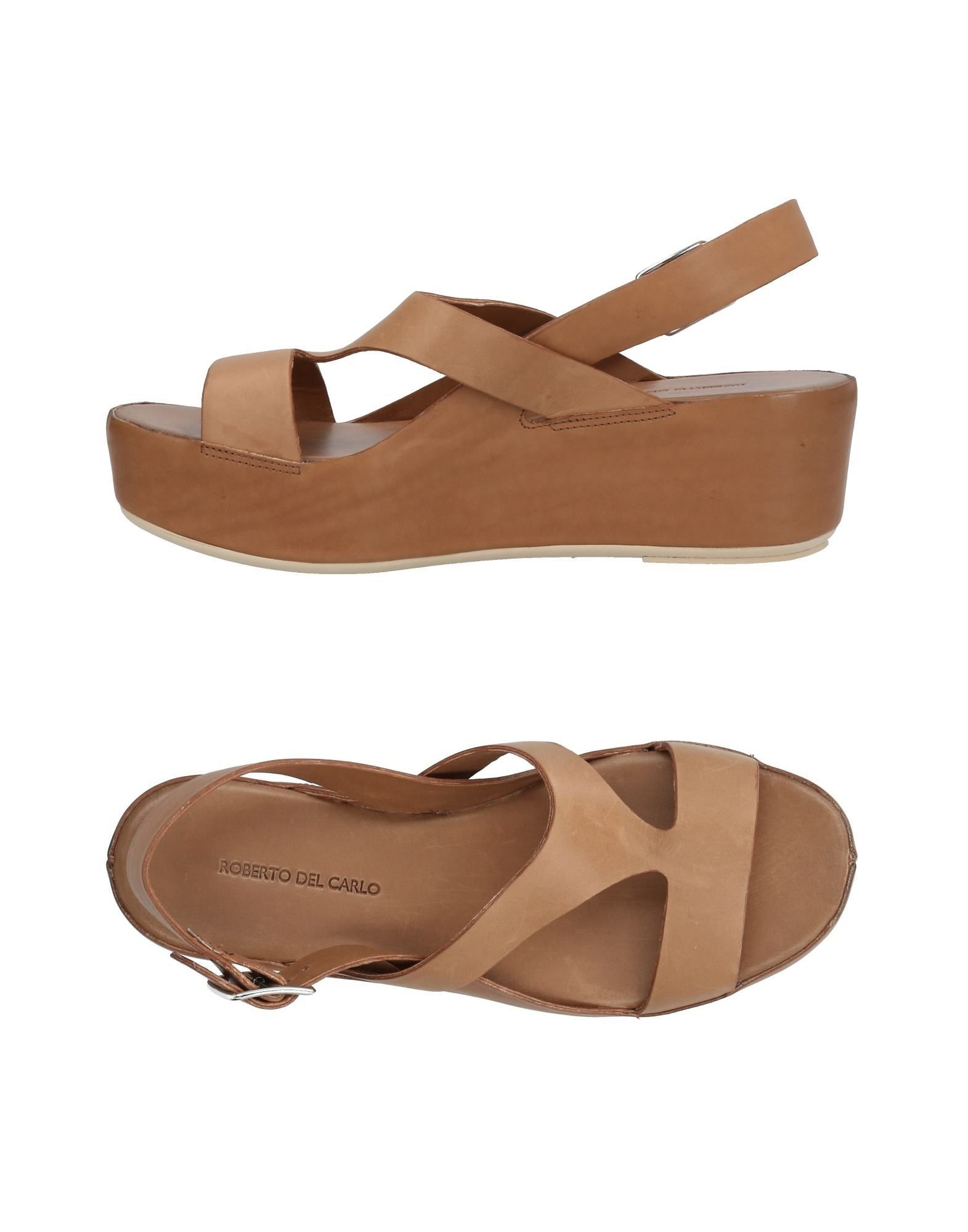 Roberto Del Carlo Sandalen Damen  11425252HKGut aussehende strapazierfähige Schuhe