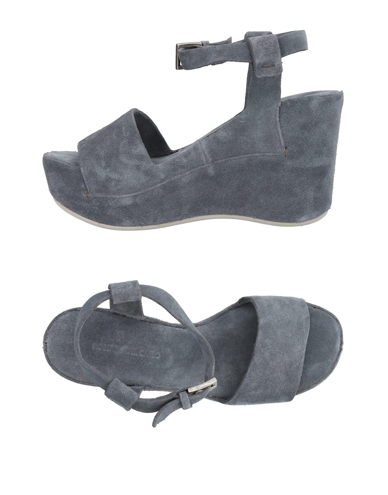 Gut um billige Schuhe zu tragenRoberto Del Carlo Sandalen Damen  11425259MW