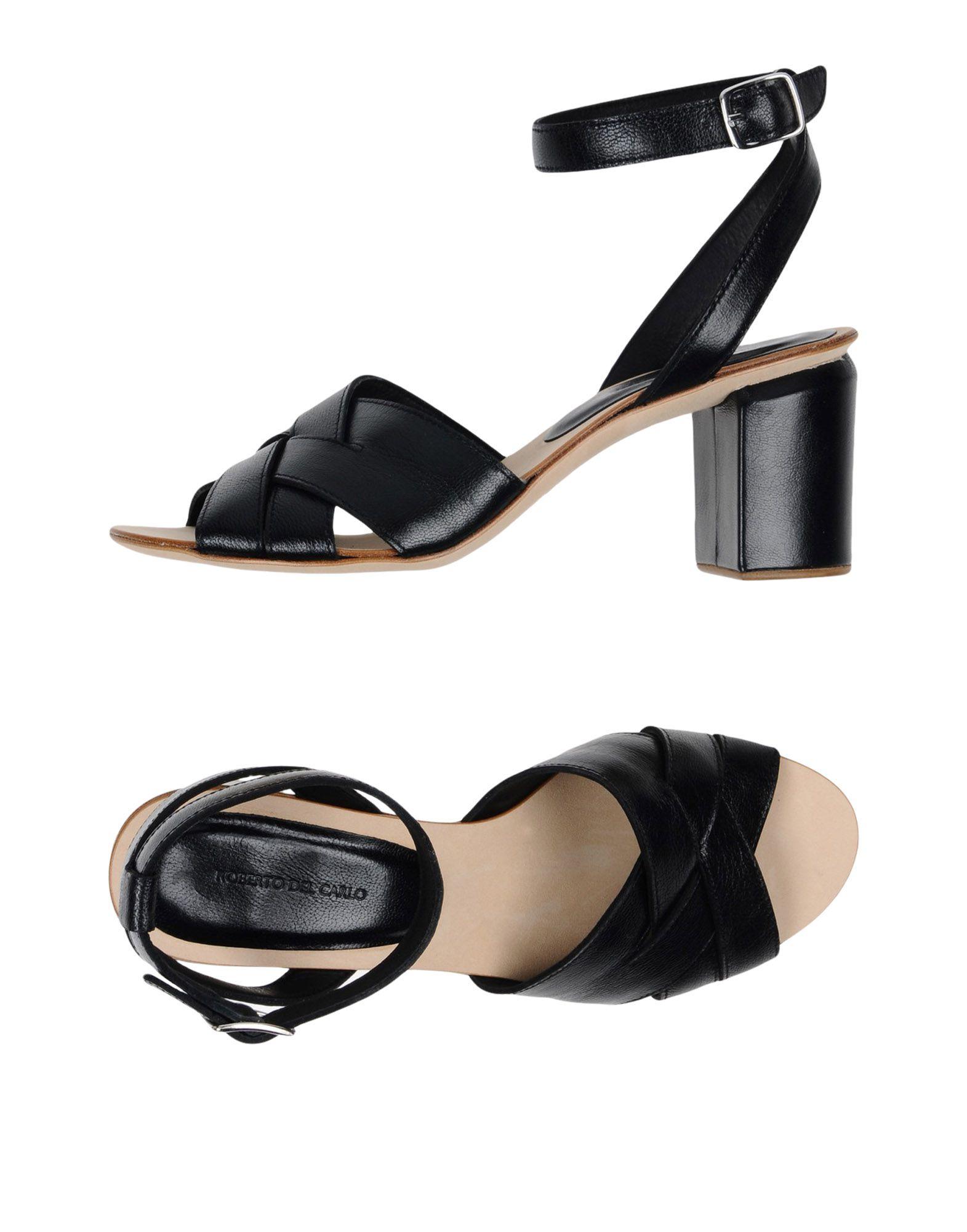 Stilvolle Carlo billige Schuhe Roberto Del Carlo Stilvolle Sandalen Damen  11425277CM 5df235