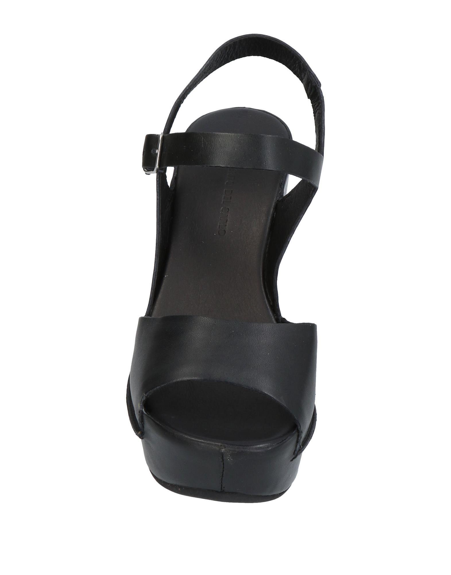 Roberto Del  Carlo Sandalen Damen  Del 11425292AP Neue Schuhe 043cbc
