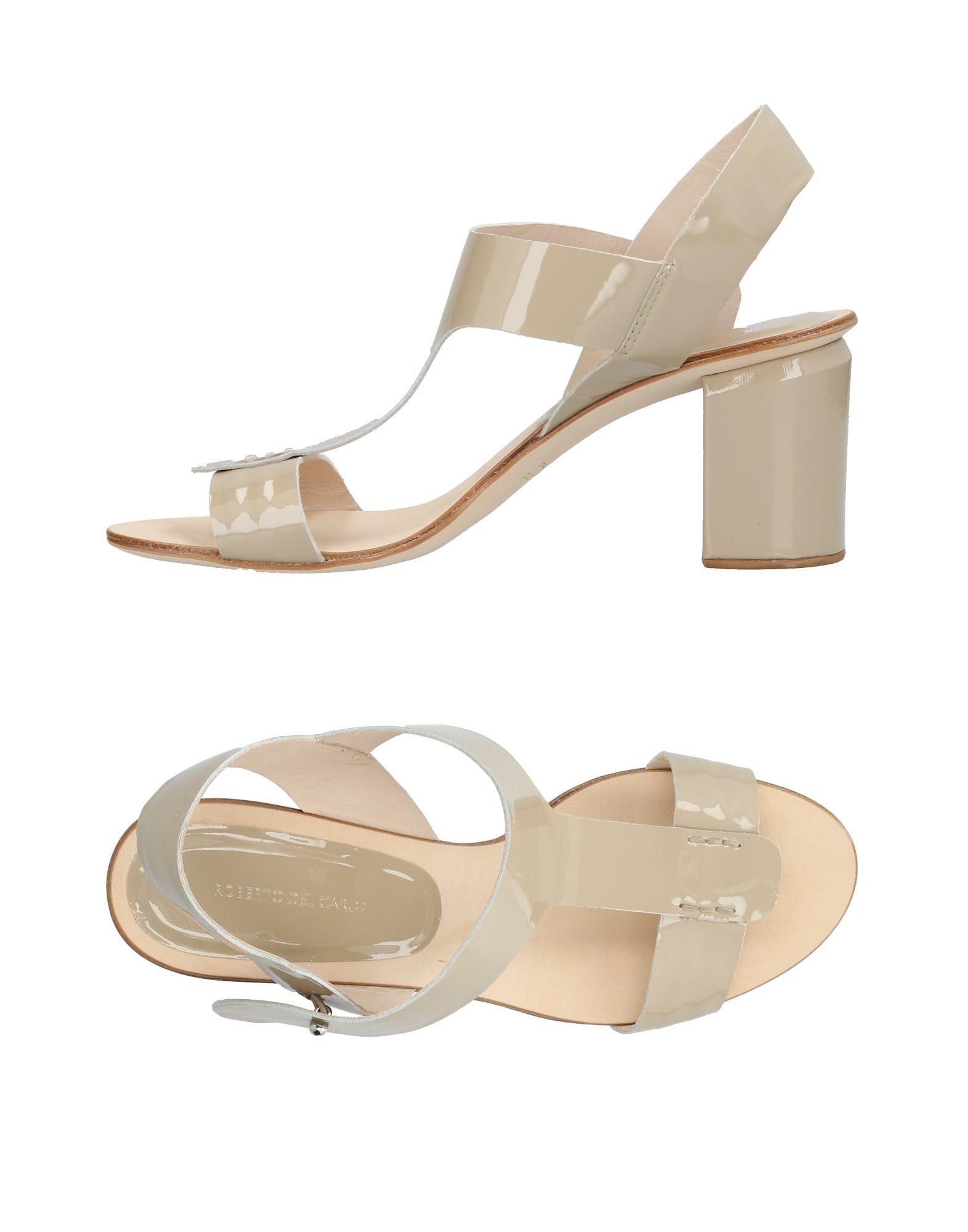 Gut um billige Schuhe zu tragenRoberto Del Carlo Sandalen Damen  11425380KC