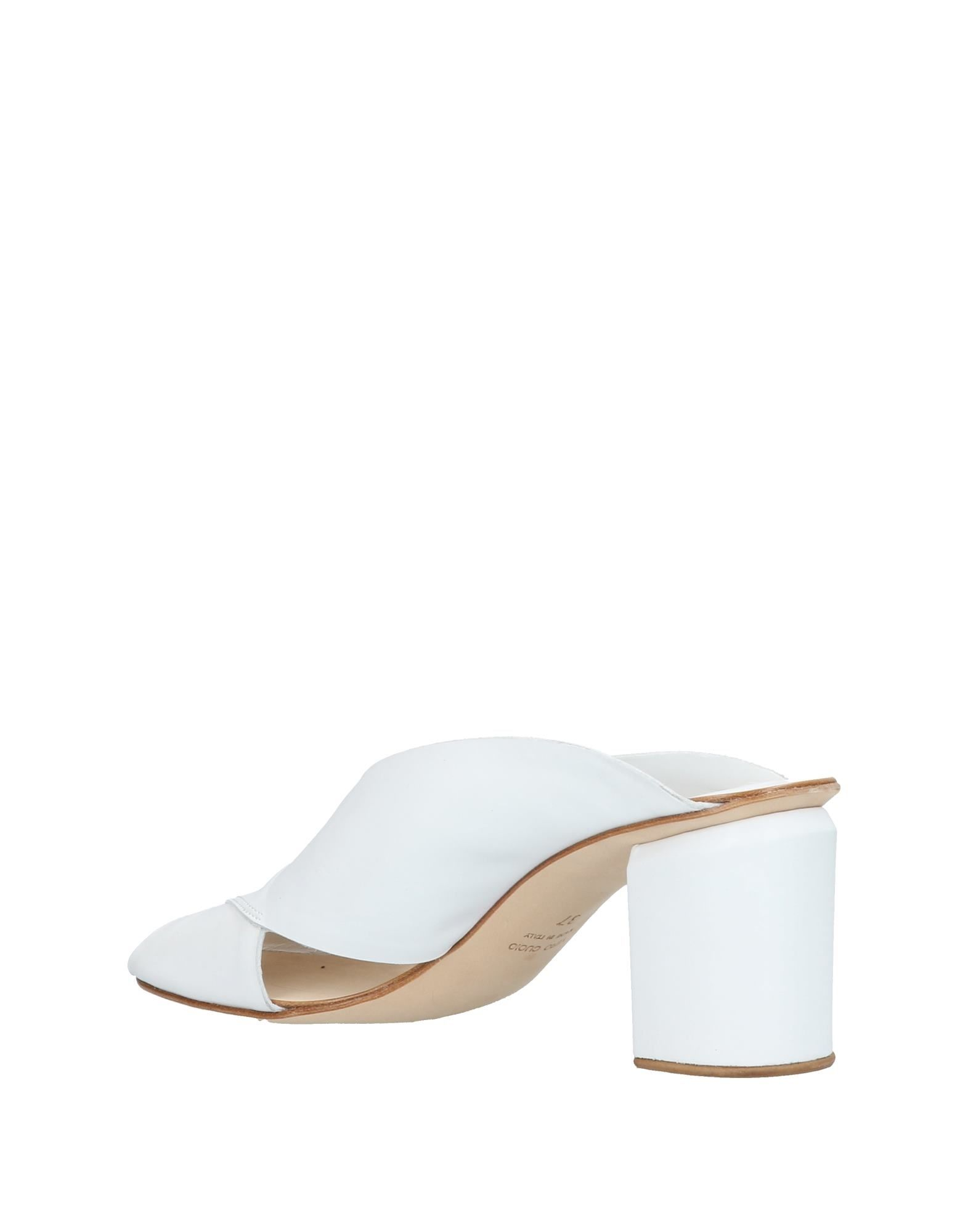 Stilvolle billige billige Stilvolle Schuhe Roberto Del Carlo Sandalen Damen  11425382GM b7ac54