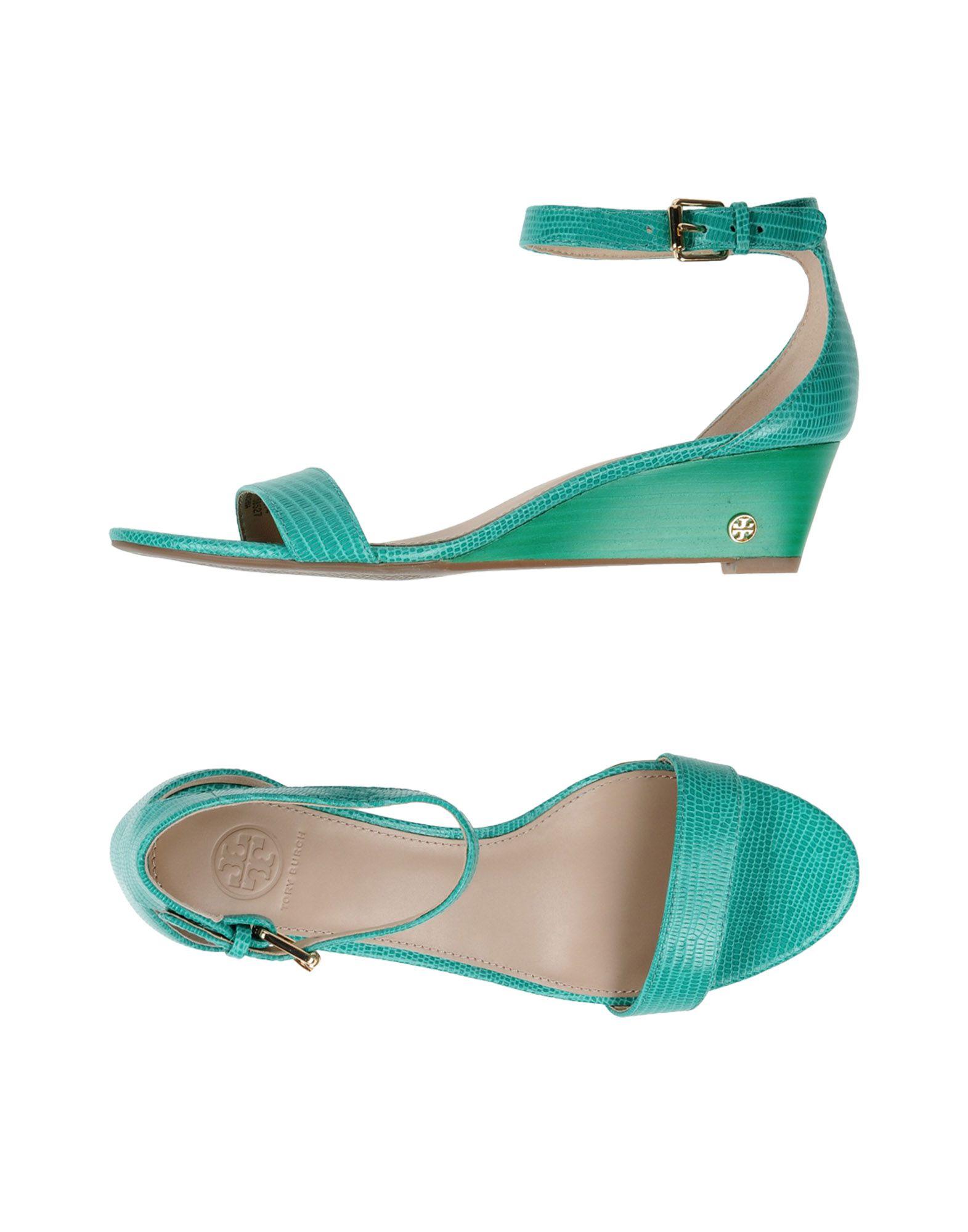 Tory Burch Sandalen Damen  11425432QT Neue Schuhe