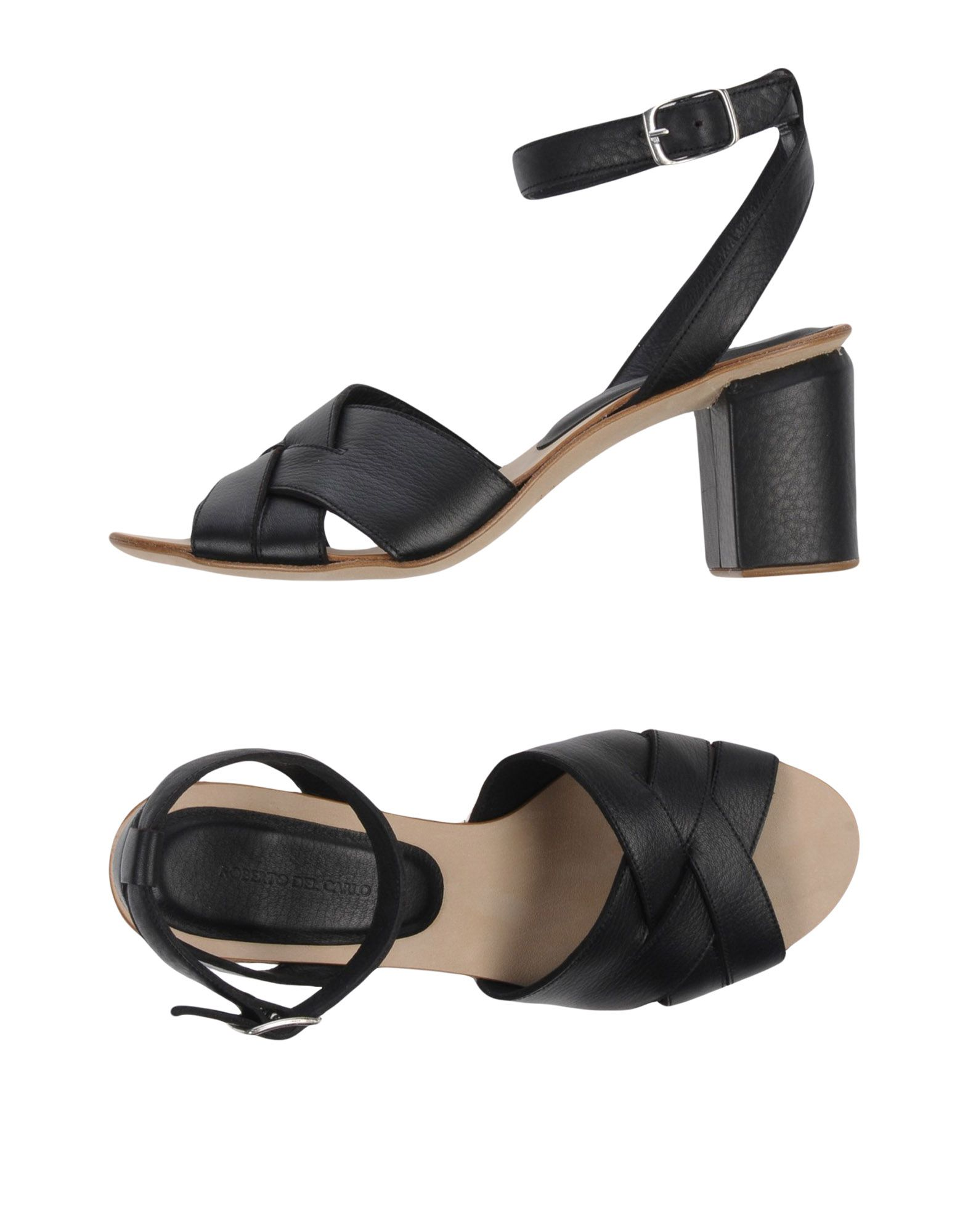 Gut um billige Schuhe zu tragenRoberto Del Carlo Sandalen Damen  11425495XE