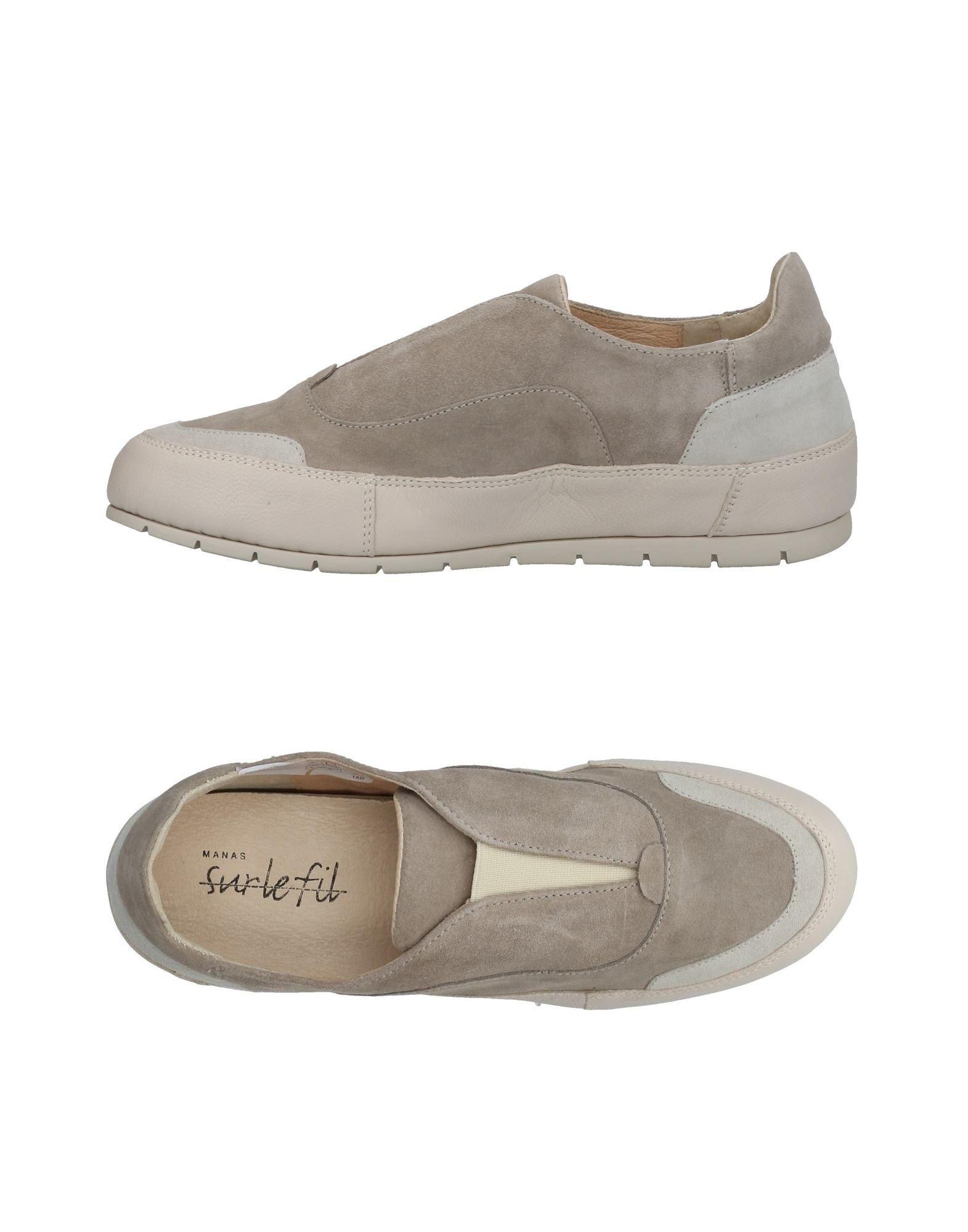 Manas Sur Le Fil Sneakers Damen  11425665IO Heiße Schuhe