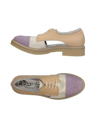 Los últimos zapatos Zapato de hombre y mujer Zapato zapatos De Cordones Ebarrito Mujer - Zapatos De Cordones Ebarrito - 11425745PL Beige c10222