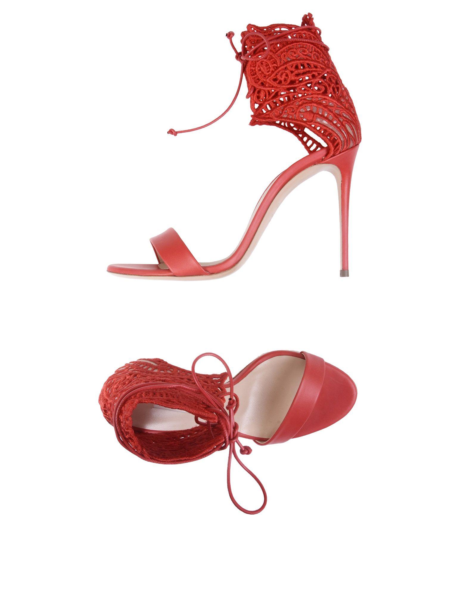 Rabatt Schuhe Casadei Sandalen Damen  11425905IX
