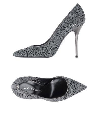Los zapatos más populares para hombres y Casadei mujeres Zapato De Salón Casadei y Mujer - Salones Casadei - 11425940XG Plata 7672df