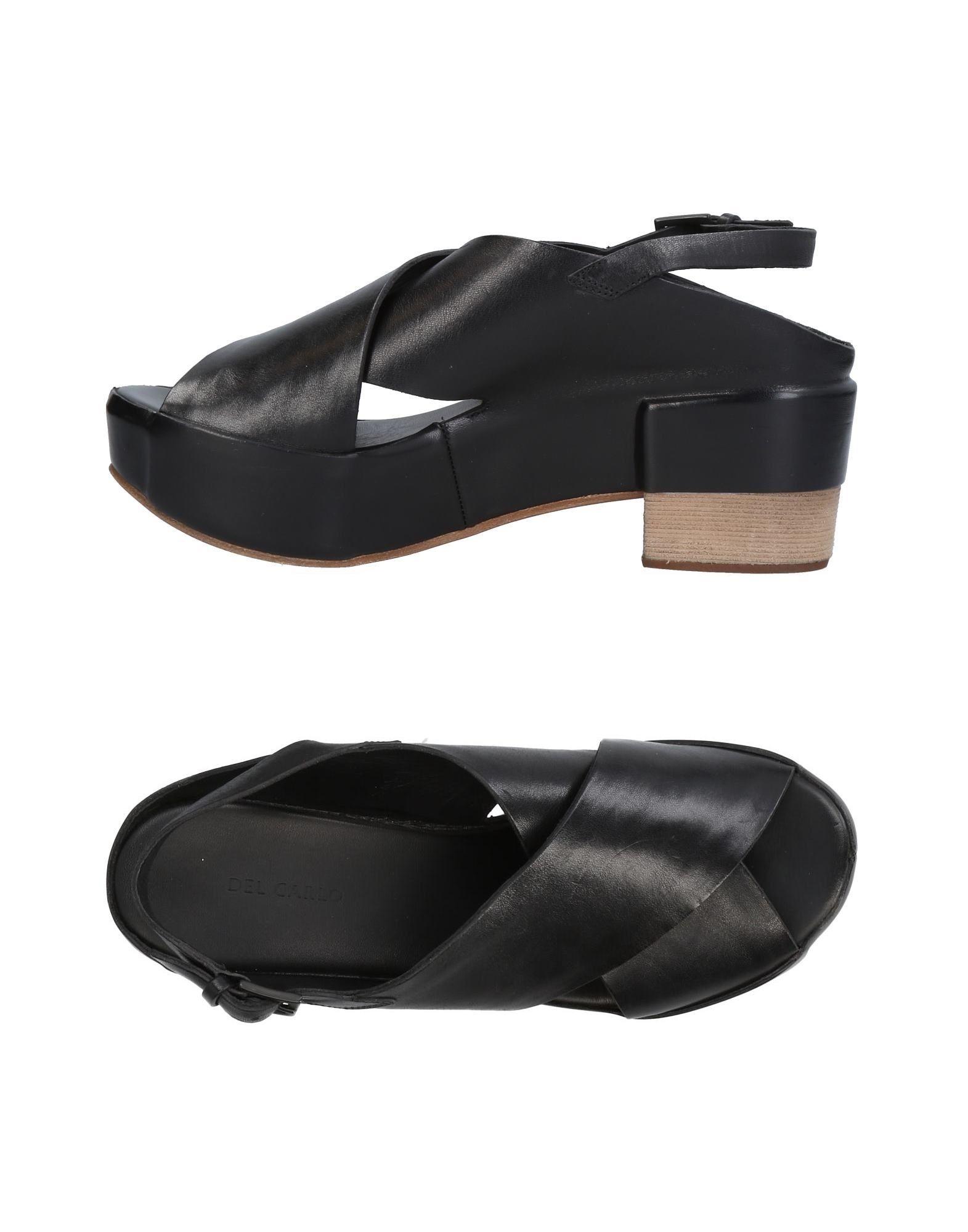 Del Carlo - Sandals - Carlo Women Del Carlo Sandals online on  Australia - 11425951UH 88cbfa