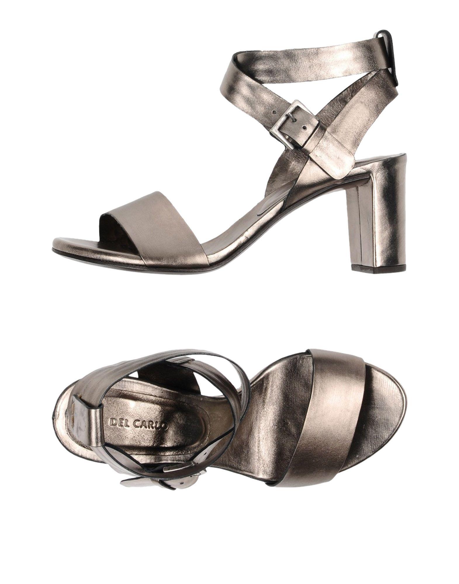 Del Carlo Sandalen Damen Neue  11425983SF Neue Damen Schuhe b5b8d5