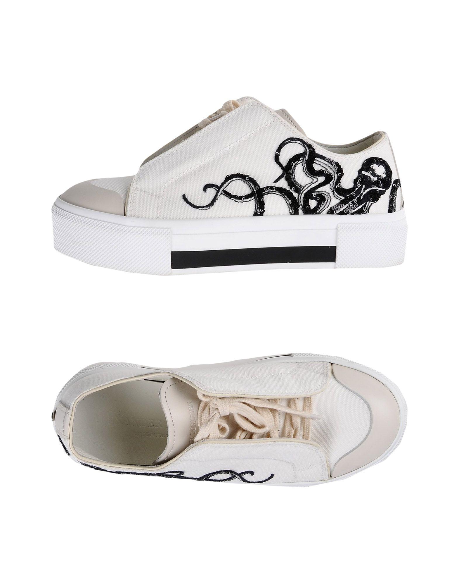 Alexander Mcqueen Sneakers - Women Alexander Mcqueen Sneakers - online on  Canada - Sneakers 11425992TR ae81e6