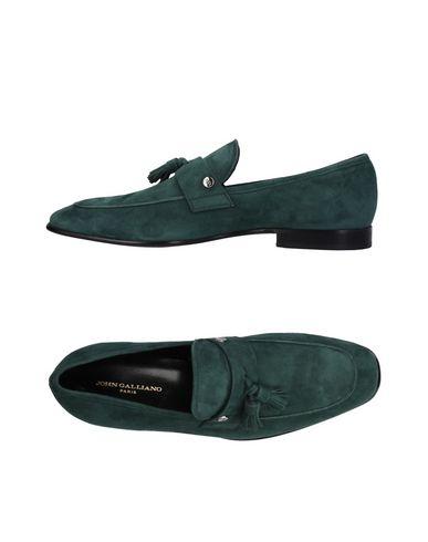 Zapatos con descuento Mocasín John Galliano Hombre - Mocasines John Galliano - 11426133JL Azul oscuro