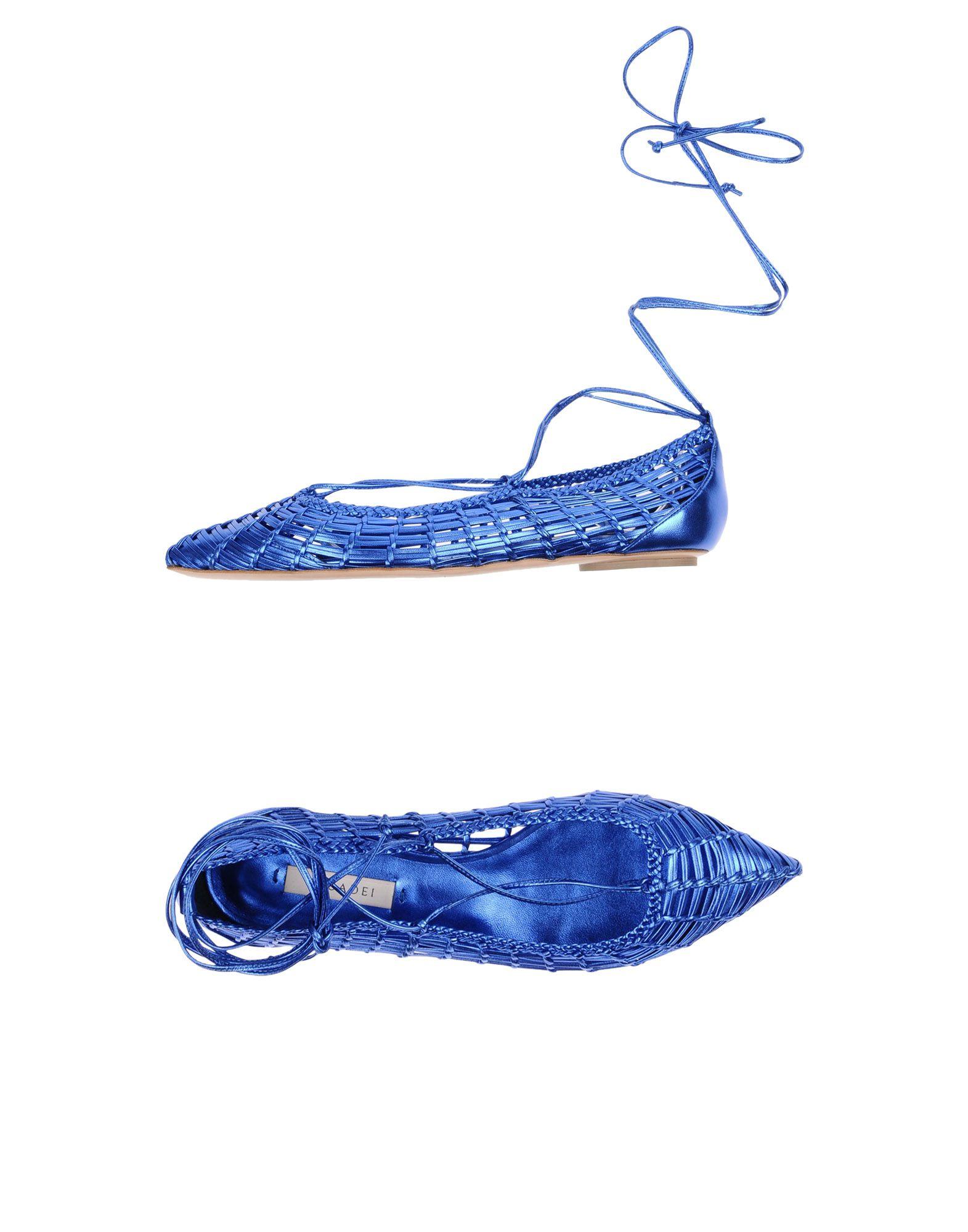 Casadei Ballerinas Damen  11426205QGGut aussehende strapazierfähige Schuhe