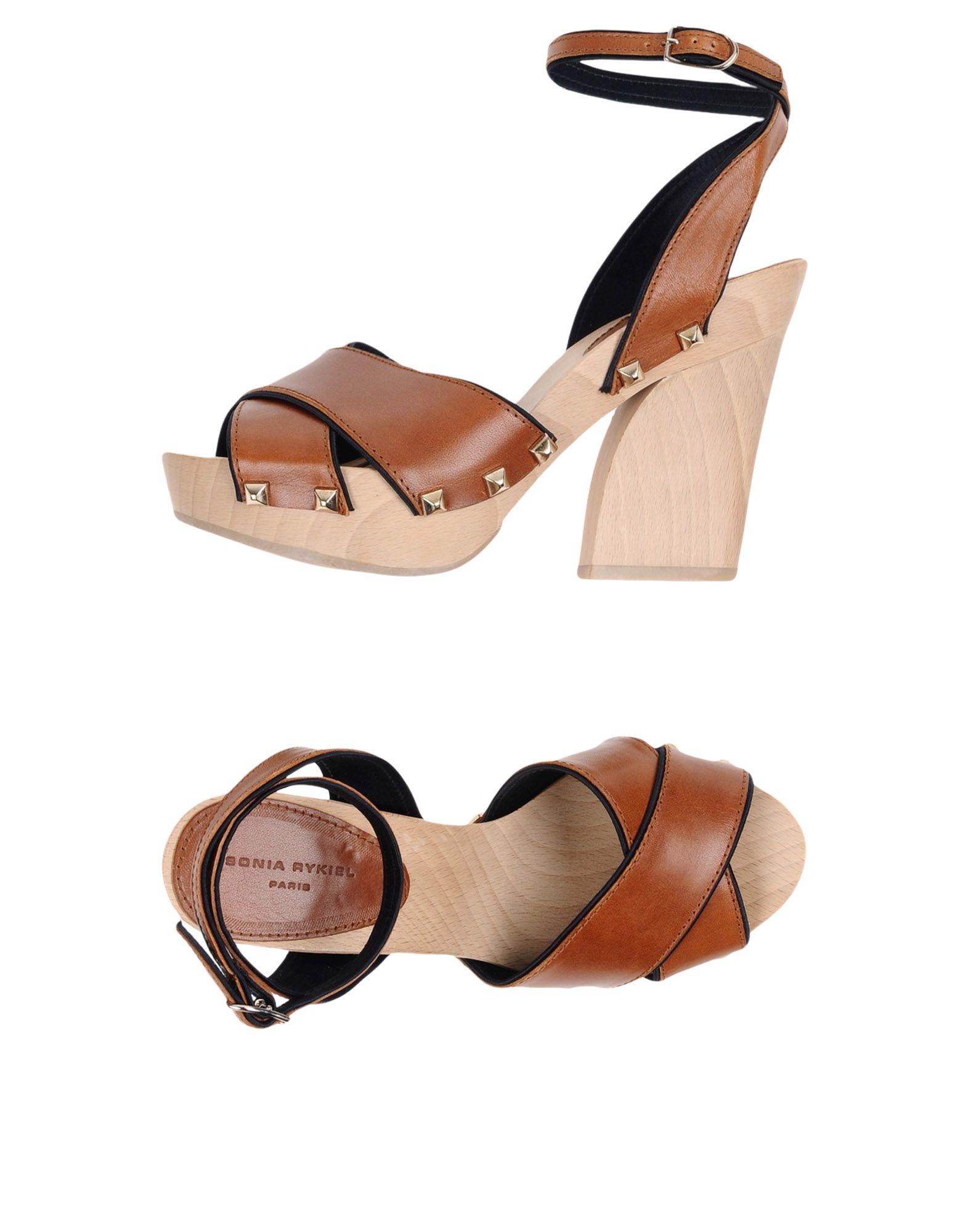 Gut um billige Schuhe Damen zu tragenSonia Rykiel Sandalen Damen Schuhe  11426233KG adbc1e