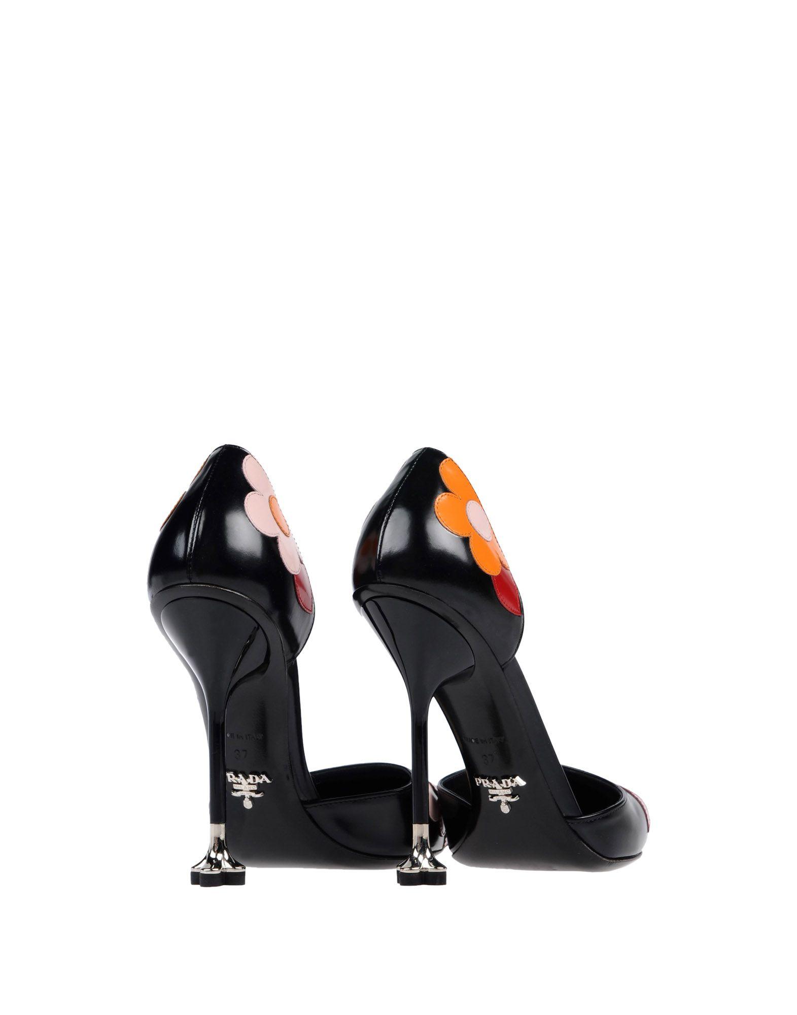 Escarpins Prada Femme - Escarpins Prada sur