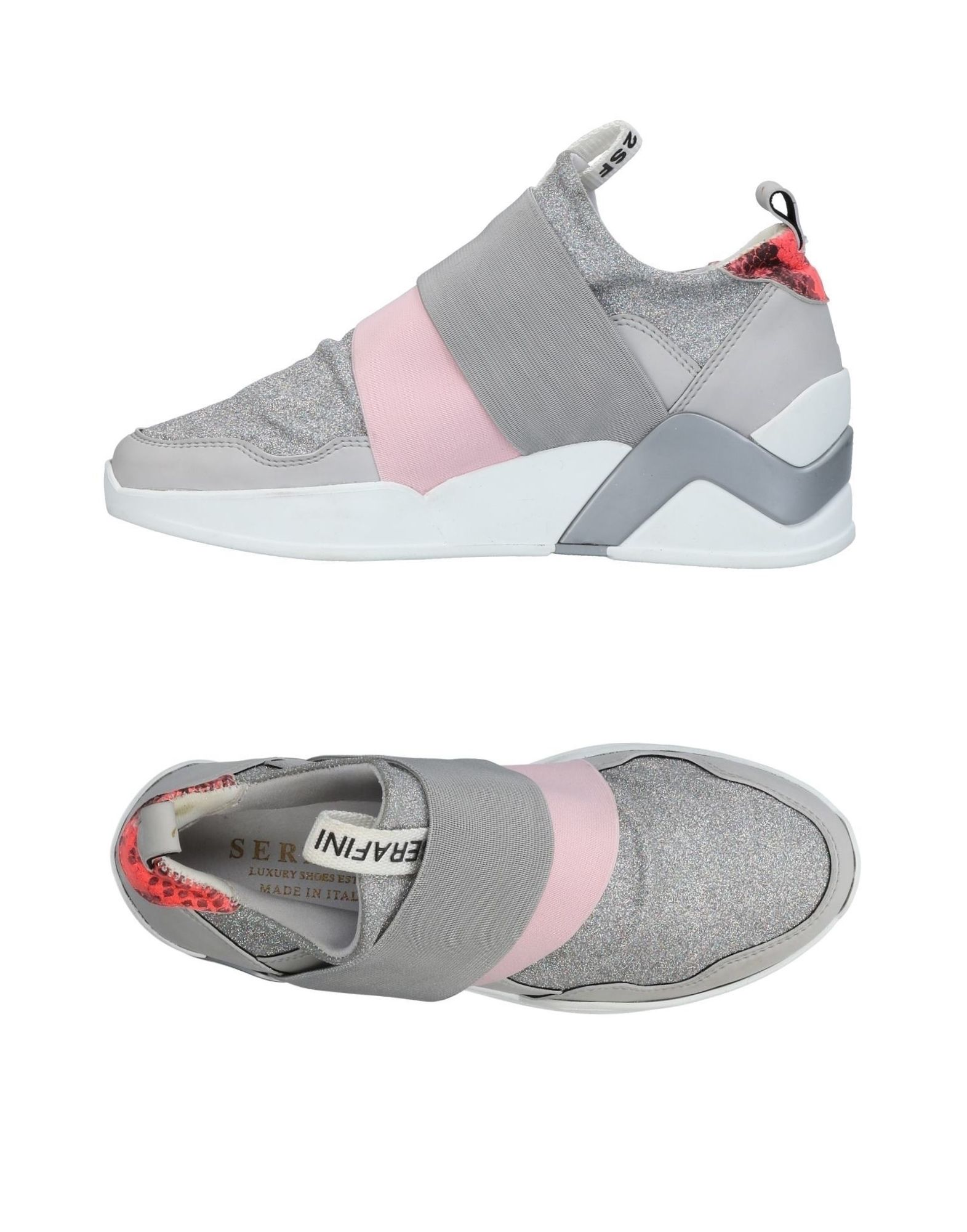 Sneakers Serafini Luxury Donna - 11426314HW