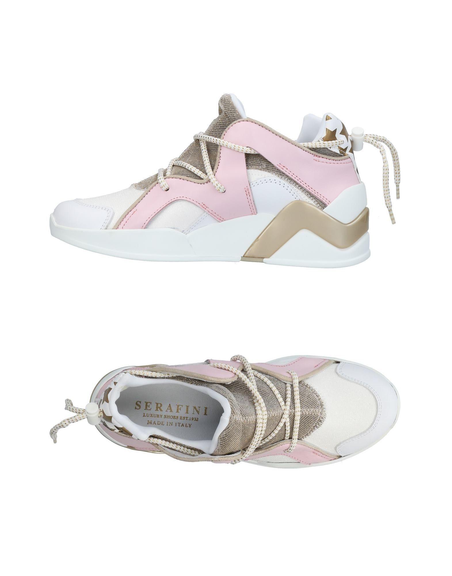 Sneakers Serafini Luxury Donna - 11426320SB
