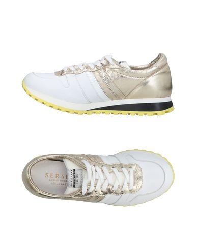 Zapatos casuales Serafini salvajes Zapatillas Serafini casuales Luxury Mujer - Zapatillas Serafini Luxury Blanco 117ef0