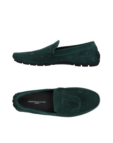 Zapatos con descuento Mocasín John Galliano Hombre - Mocasines John Galliano - 11426410CH Verde