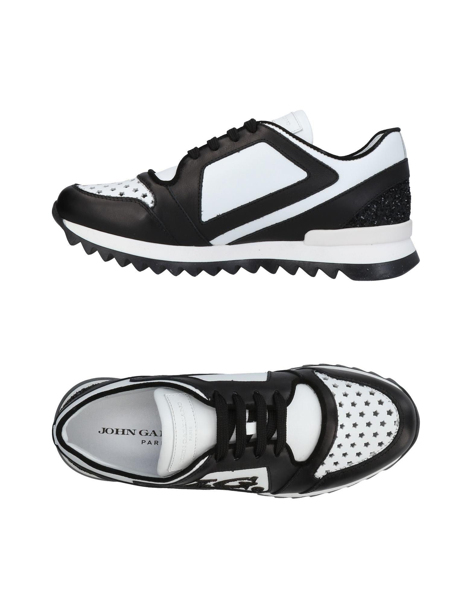 Stilvolle billige Schuhe John Galliano Sneakers Damen  11426454NW