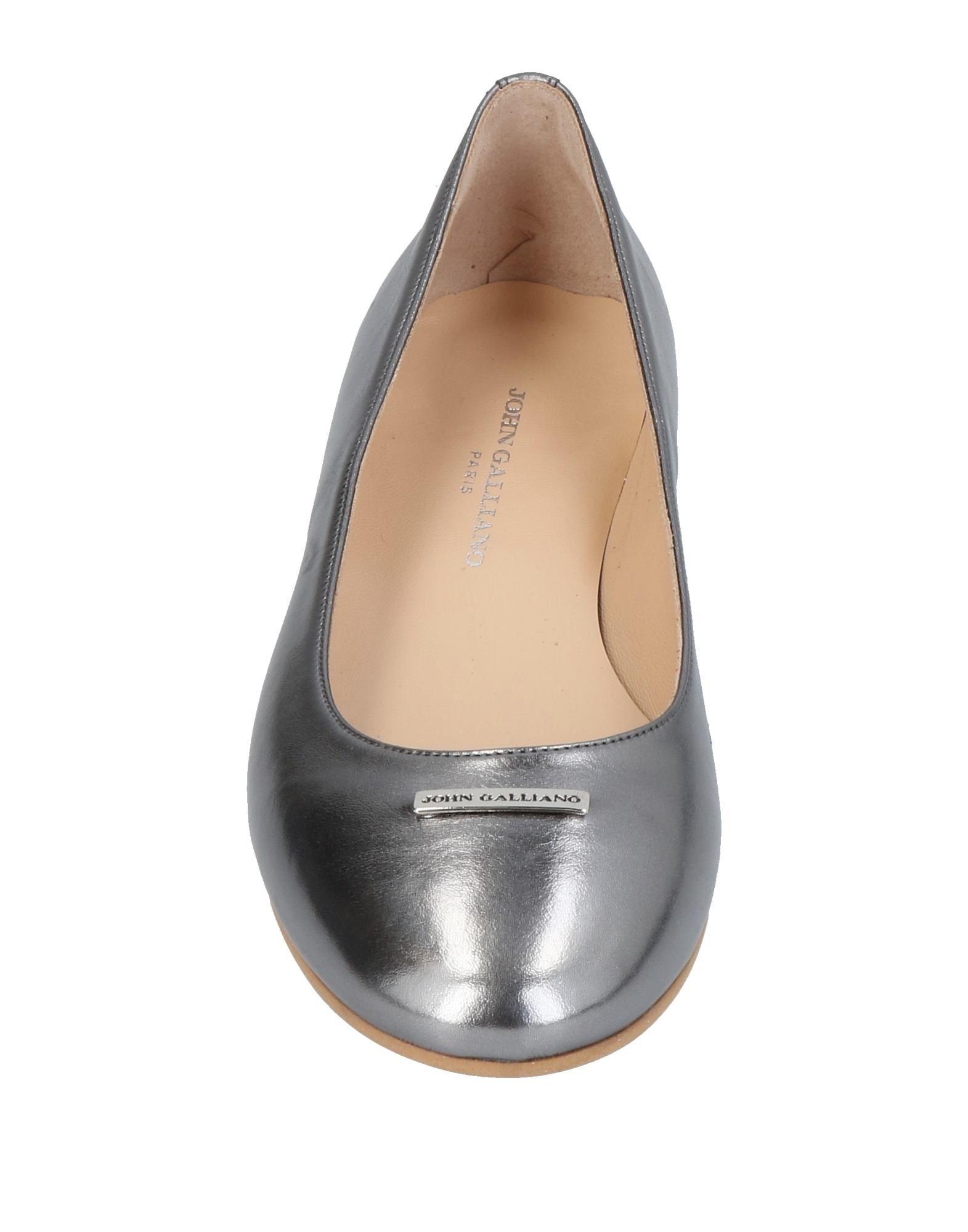 Stilvolle Ballerinas billige Schuhe John Galliano Ballerinas Stilvolle Damen  11426457HE f7d52f