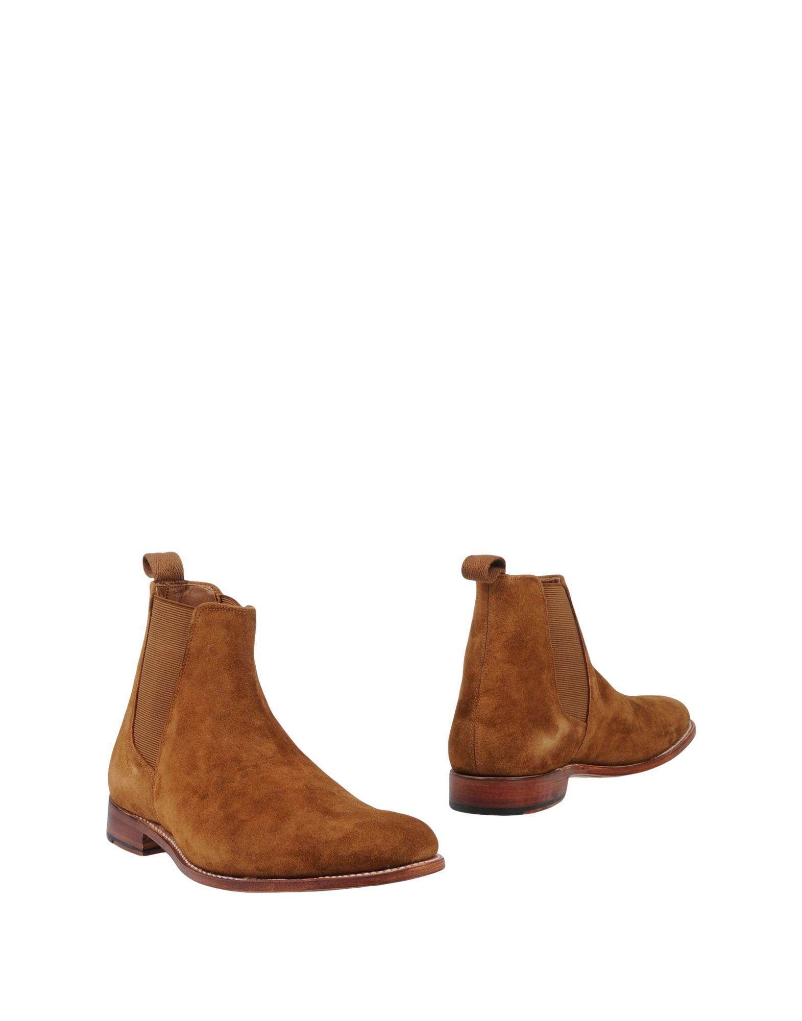 Grenson Stiefelette Herren  Schuhe 11426523PN Gute Qualität beliebte Schuhe  7b7996