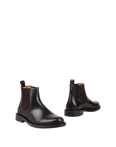 Zapatos Hombre con descuento Botín A.P.C. Hombre Zapatos - Botines A.P.C. - 11426678TX Café 520484
