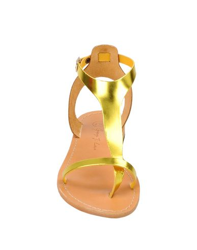 George J. George J. Love Sandalias De Dedo Elsker Sandaler kjøpe billig sneakernews tpi68JSm