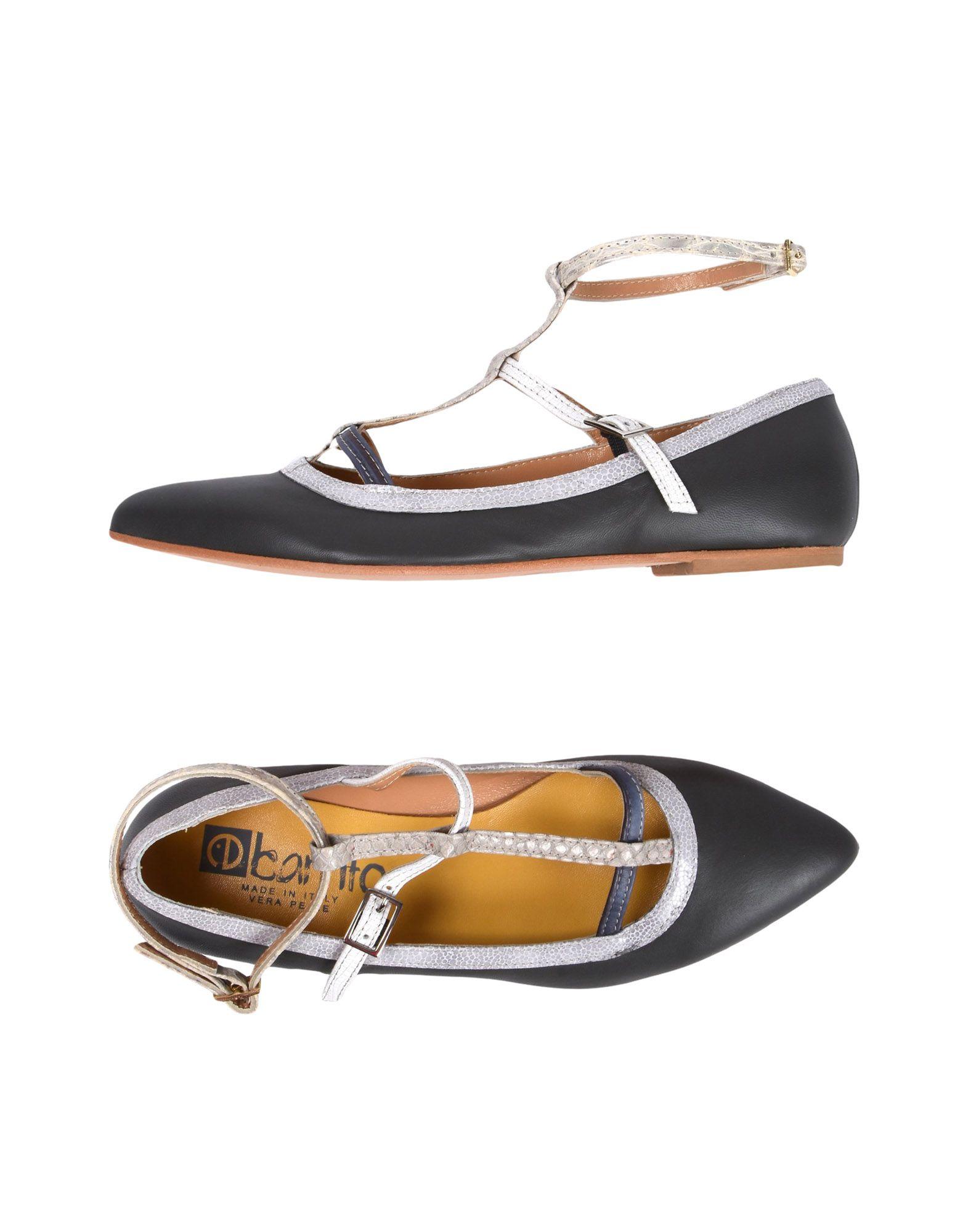 Ebarrito Ballerinas beliebte Damen 11426708BH Gute Qualität beliebte Ballerinas Schuhe 49792c