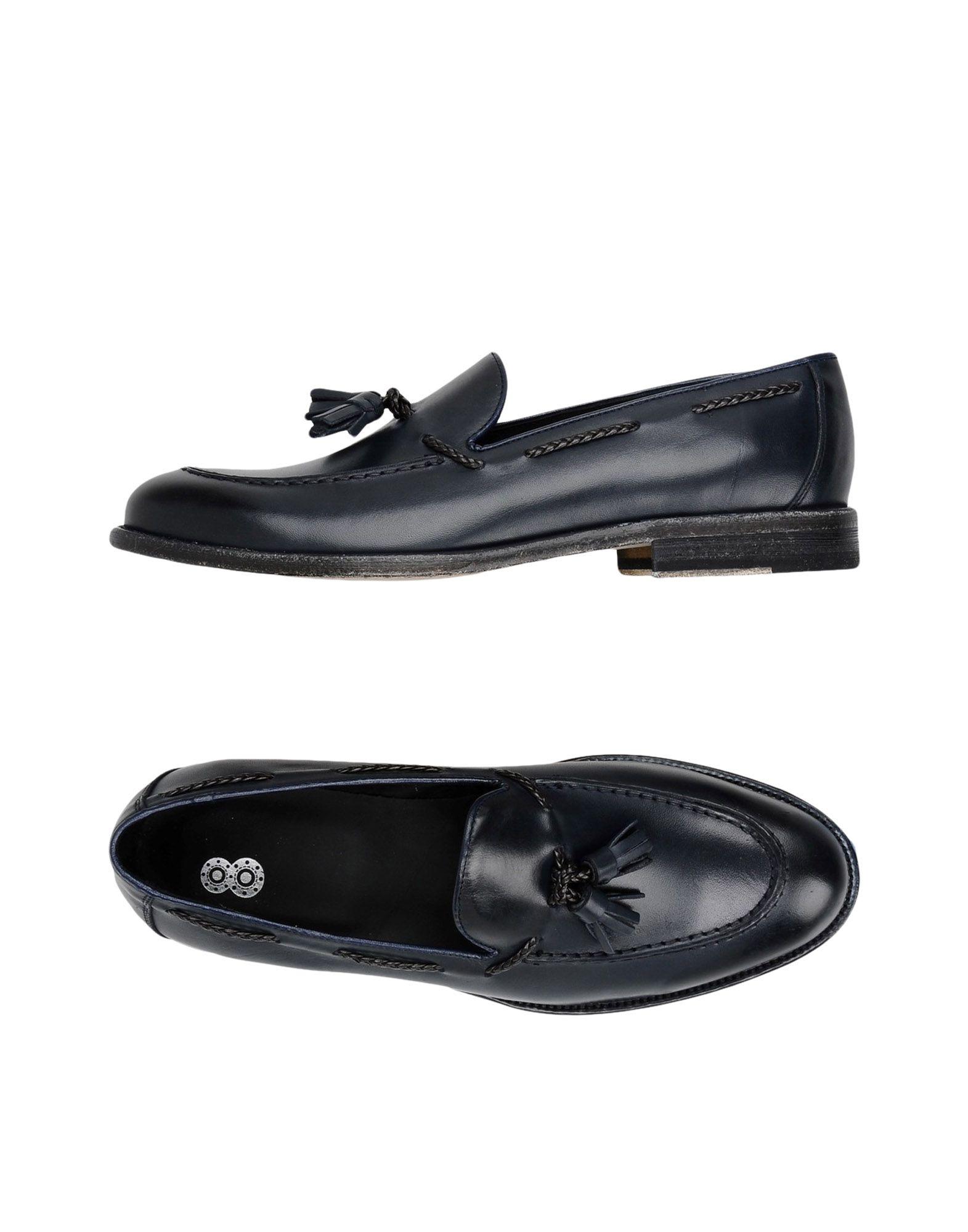 Rabatt echte Schuhe 8 Mokassins Herren  11426854JO