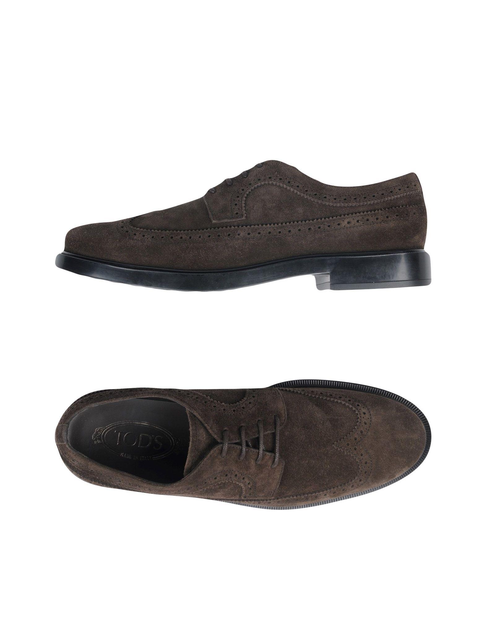 Tod's Schnürschuhe Herren  11426911NR Gute Qualität beliebte Schuhe