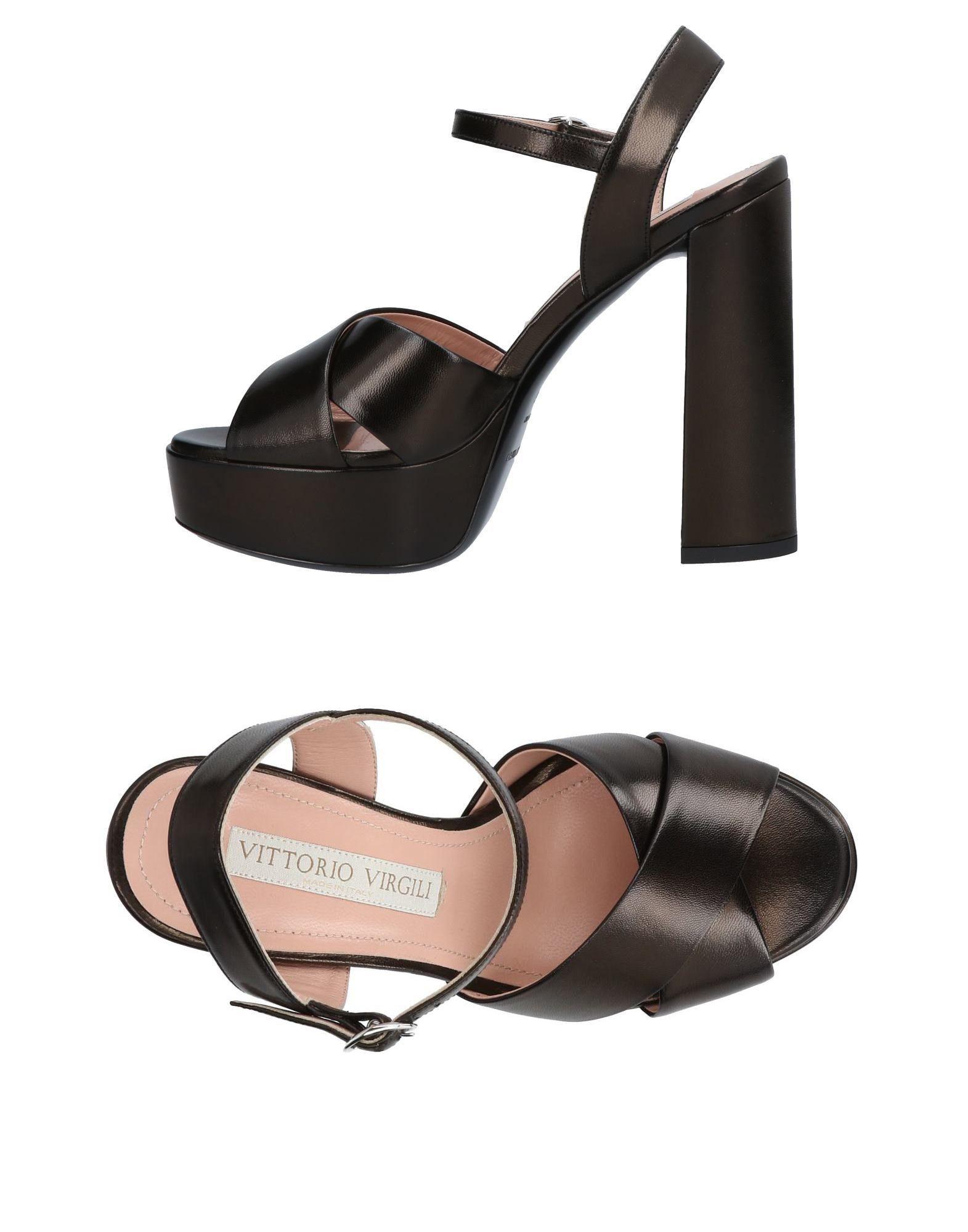 VITTORIO VIRGILI Sandals - Footwear | YOOX COM