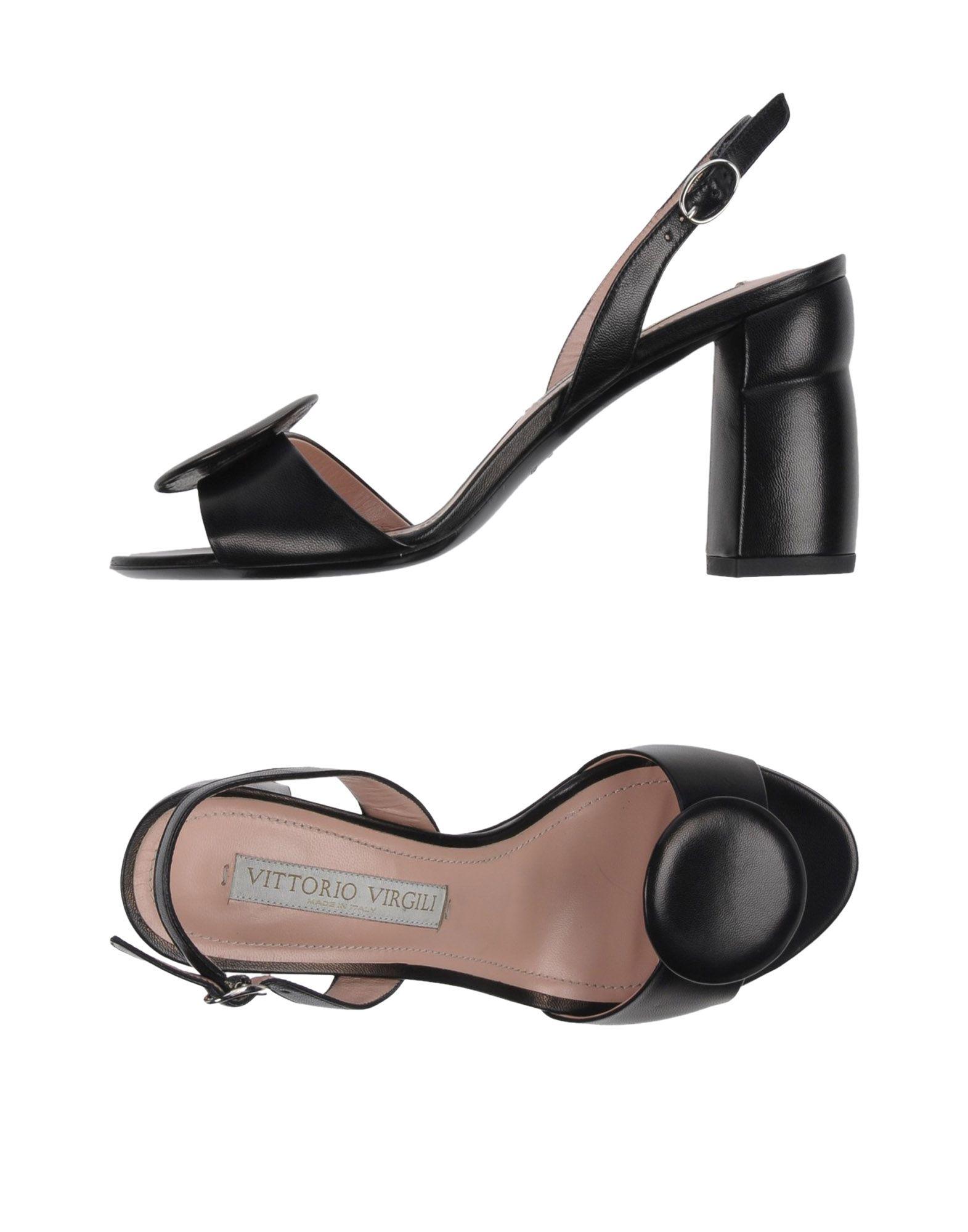 Stilvolle billige Schuhe Vittorio Virgili Sandalen Damen  11427054IJ