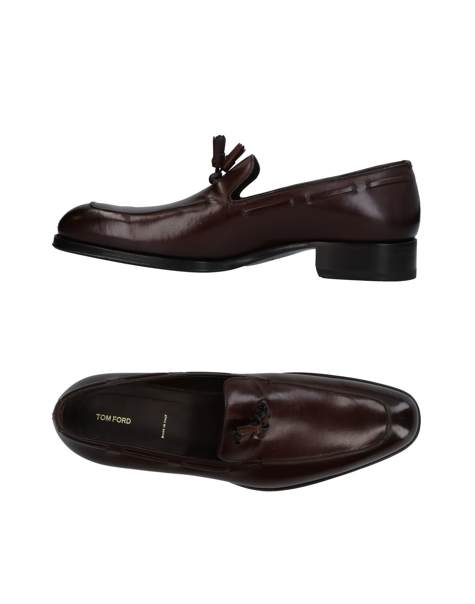 6b55be5cc42 Tom Ford Loafers - Men Tom Ford Loafers online on YOOX United States -  11427072JQ