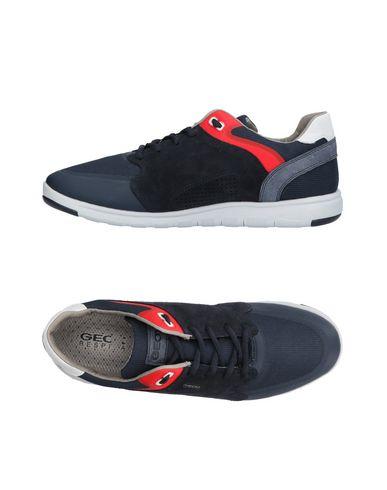 Zapatos Geox con descuento Zapatillas Geox Hombre - Zapatillas Geox Zapatos - 11427156EB Azul oscuro 540361