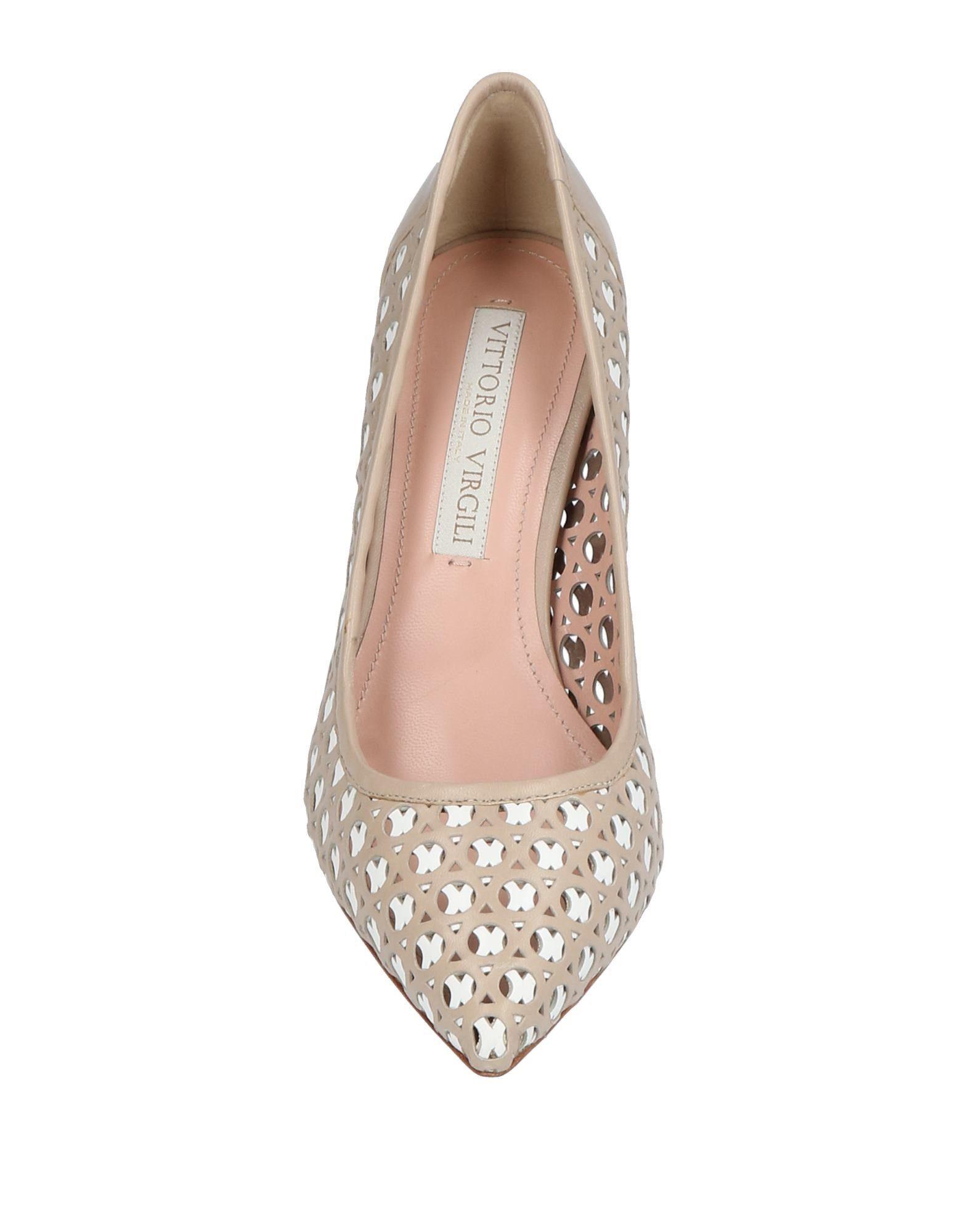 Stilvolle billige Schuhe Vittorio Virgili Pumps Damen  11427175GD