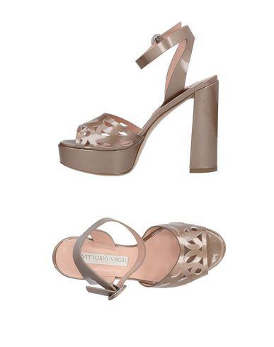 Zapatos especiales para hombres y mujeres Sandalia Fabiana Filippi Mujer - Sandalias Fabiana Filippi- 11443819FH Gris rosado