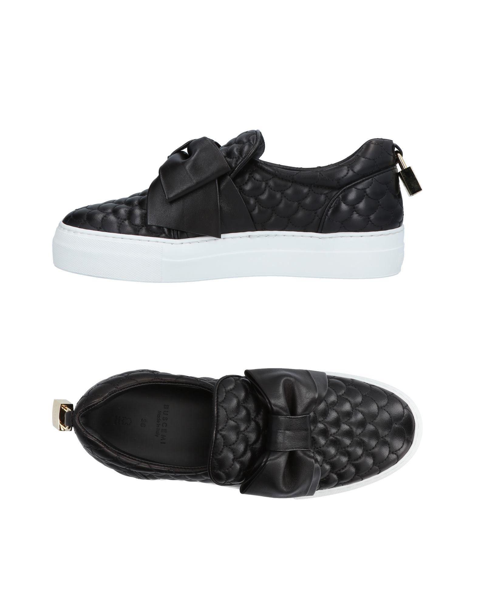 Recortes de precios descuento estacionales, beneficios de descuento precios Zapatillas Buscemi Mujer - Zapatillas Buscemi  Negro 244e3b