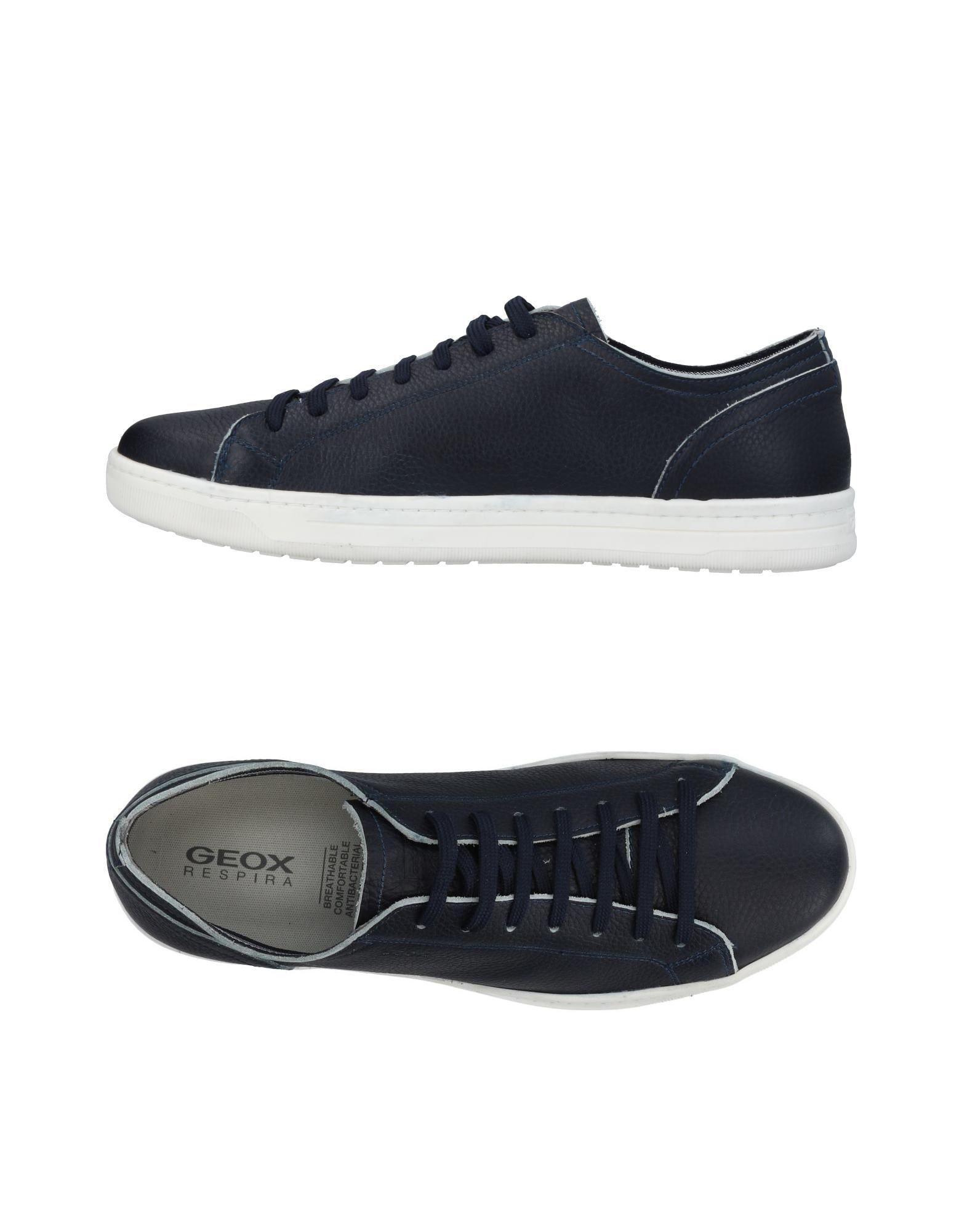 Sneakers Geox Homme - Sneakers Geox  Bleu foncé Les chaussures les plus populaires pour les hommes et les femmes