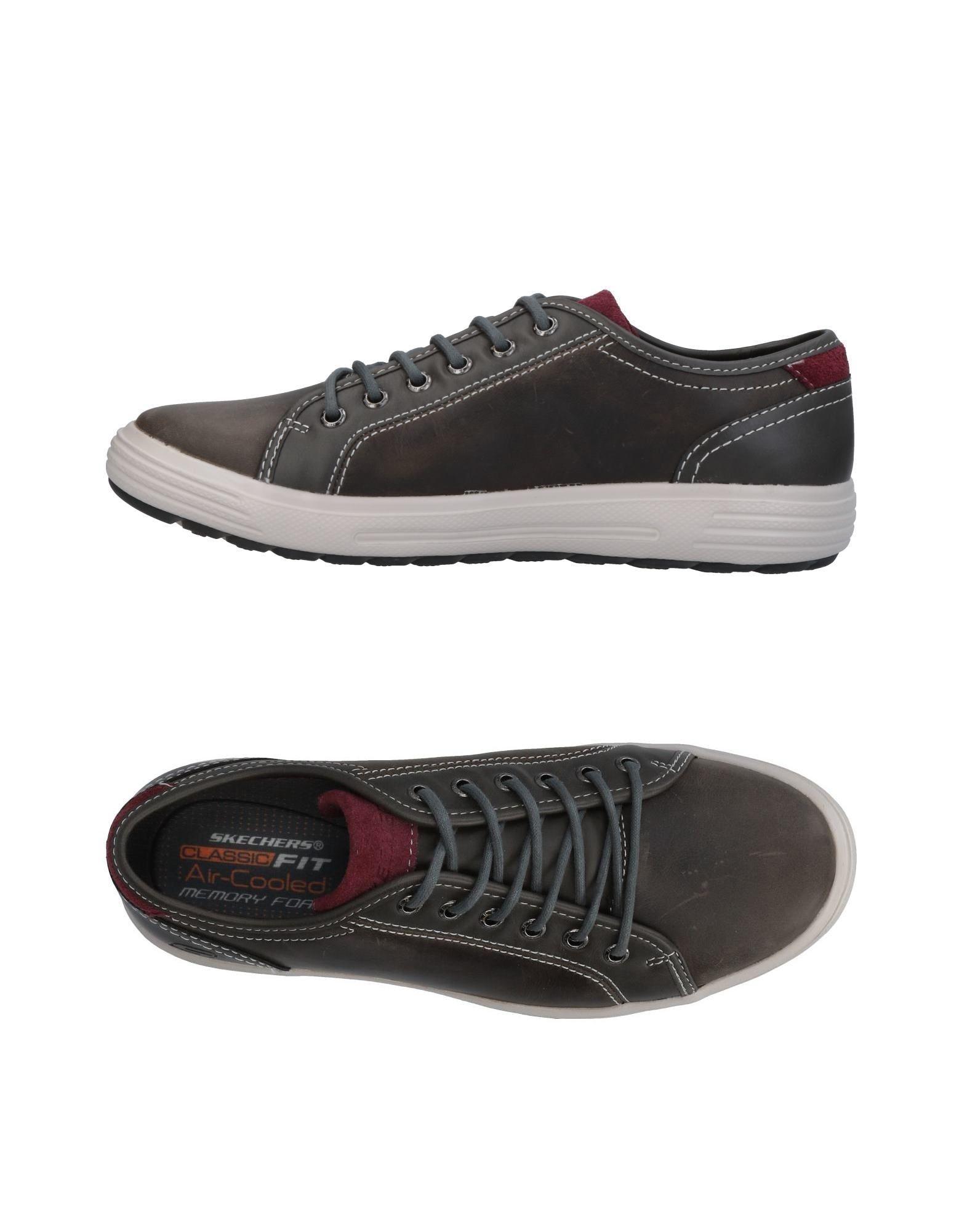 Rabatt echte Schuhe Skechers Sneakers Herren  11427365EV