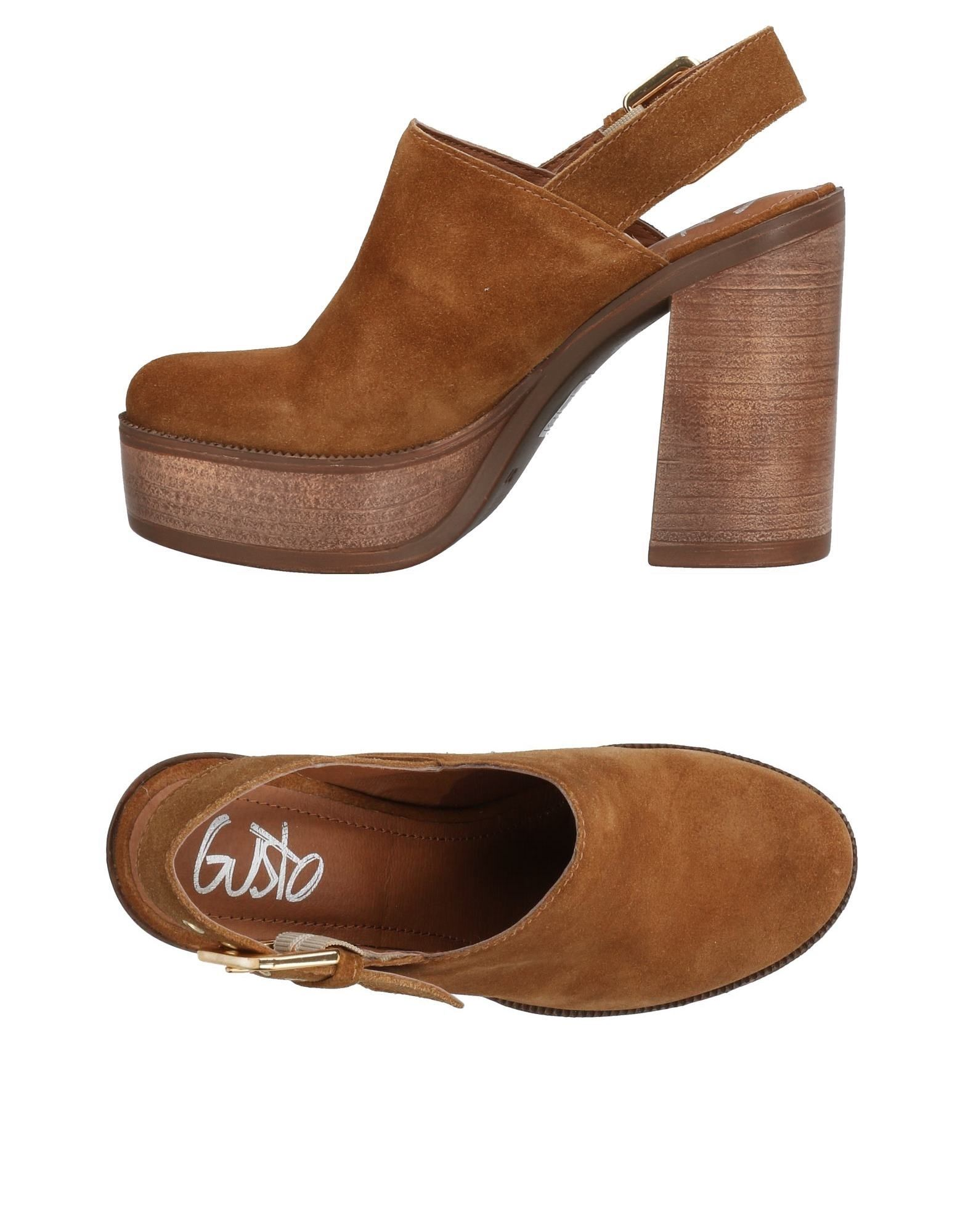 Mules Gusto Femme - Mules Gusto sur