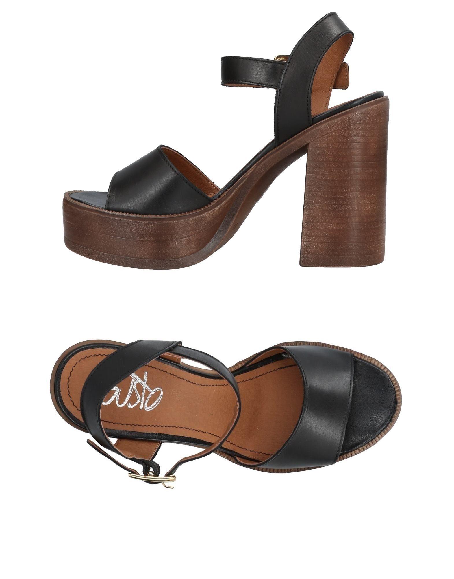 Sandali Gusto Donna - 11427412PW Scarpe economiche e buone