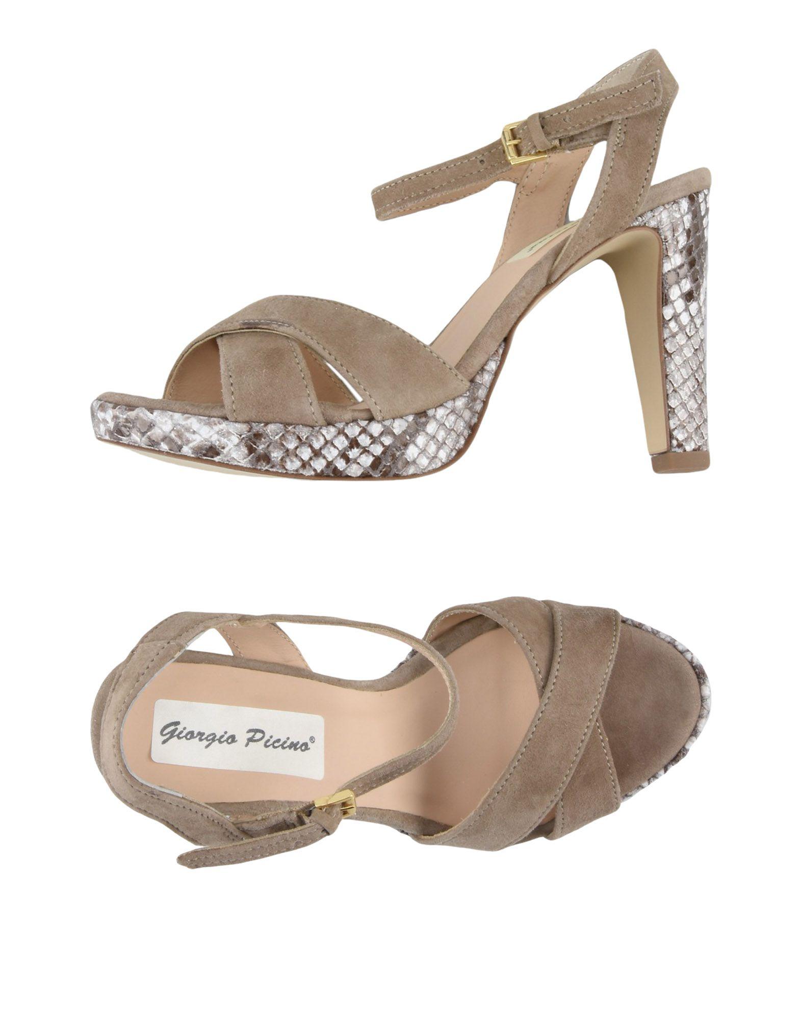 Sandales Giorgio Picino Femme - Sandales Giorgio Picino sur