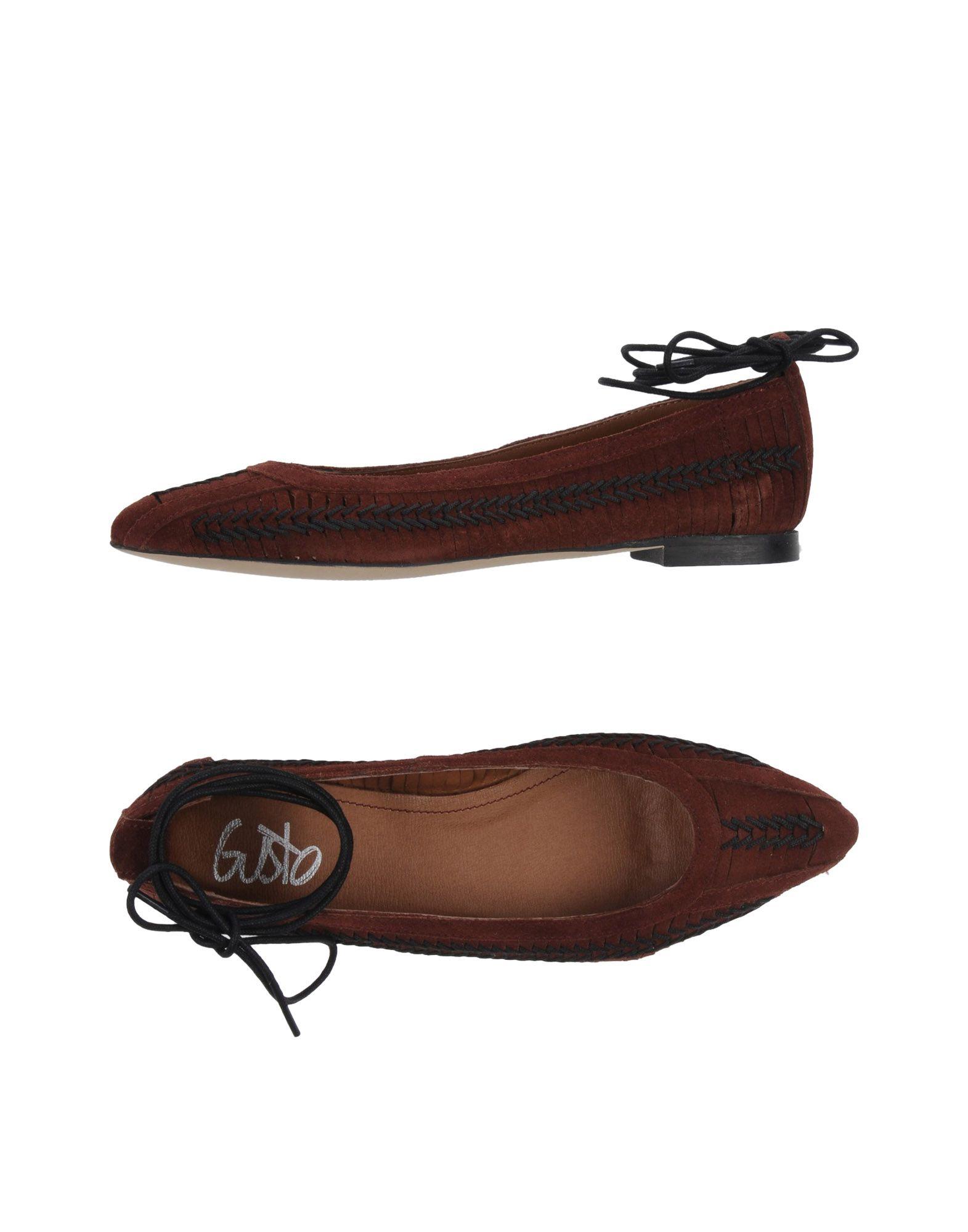 Gusto Ballerinas Damen  11427483HL Gute Qualität beliebte Schuhe