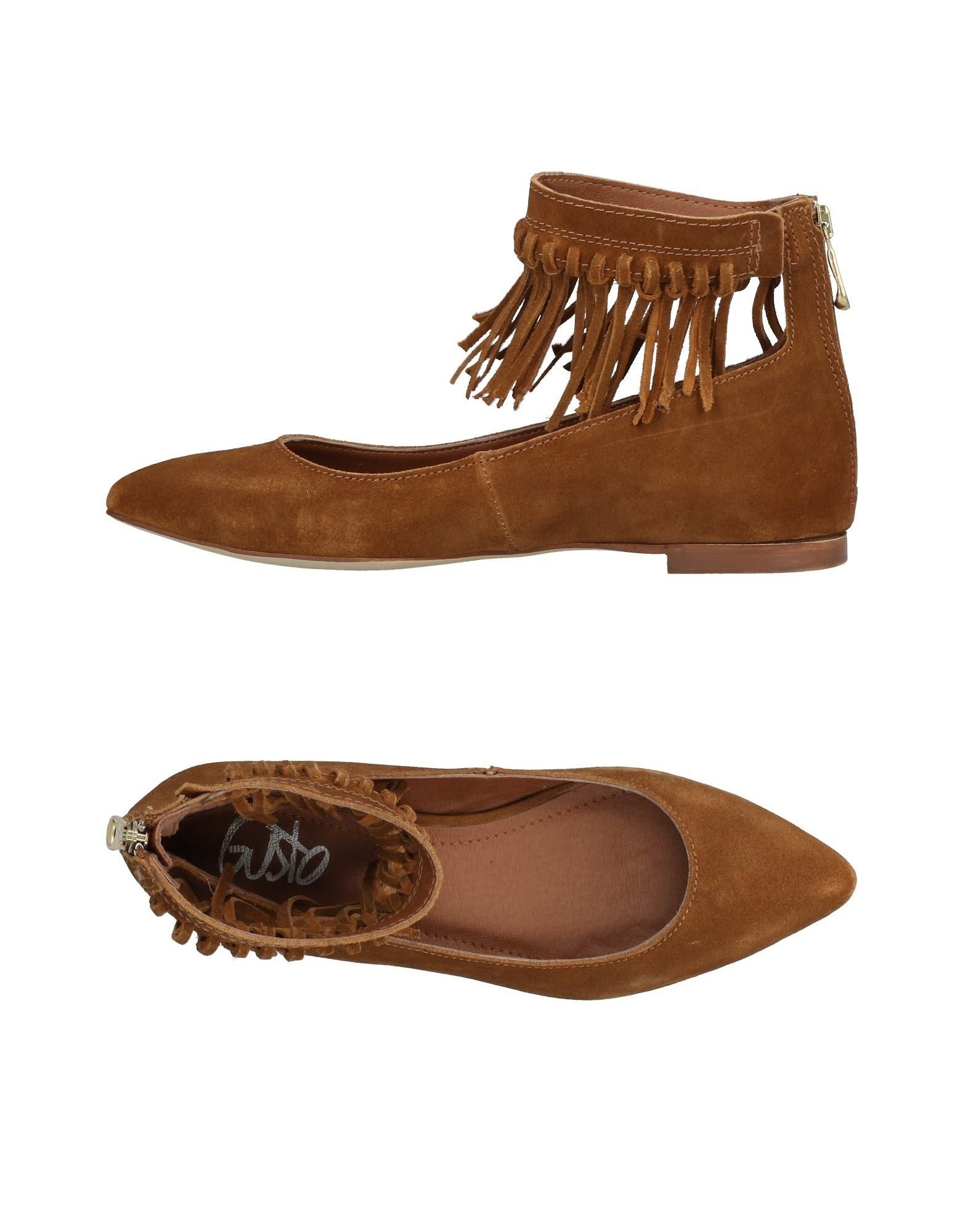 Gusto Ballerinas Damen  11427508LL Gute Qualität beliebte Schuhe