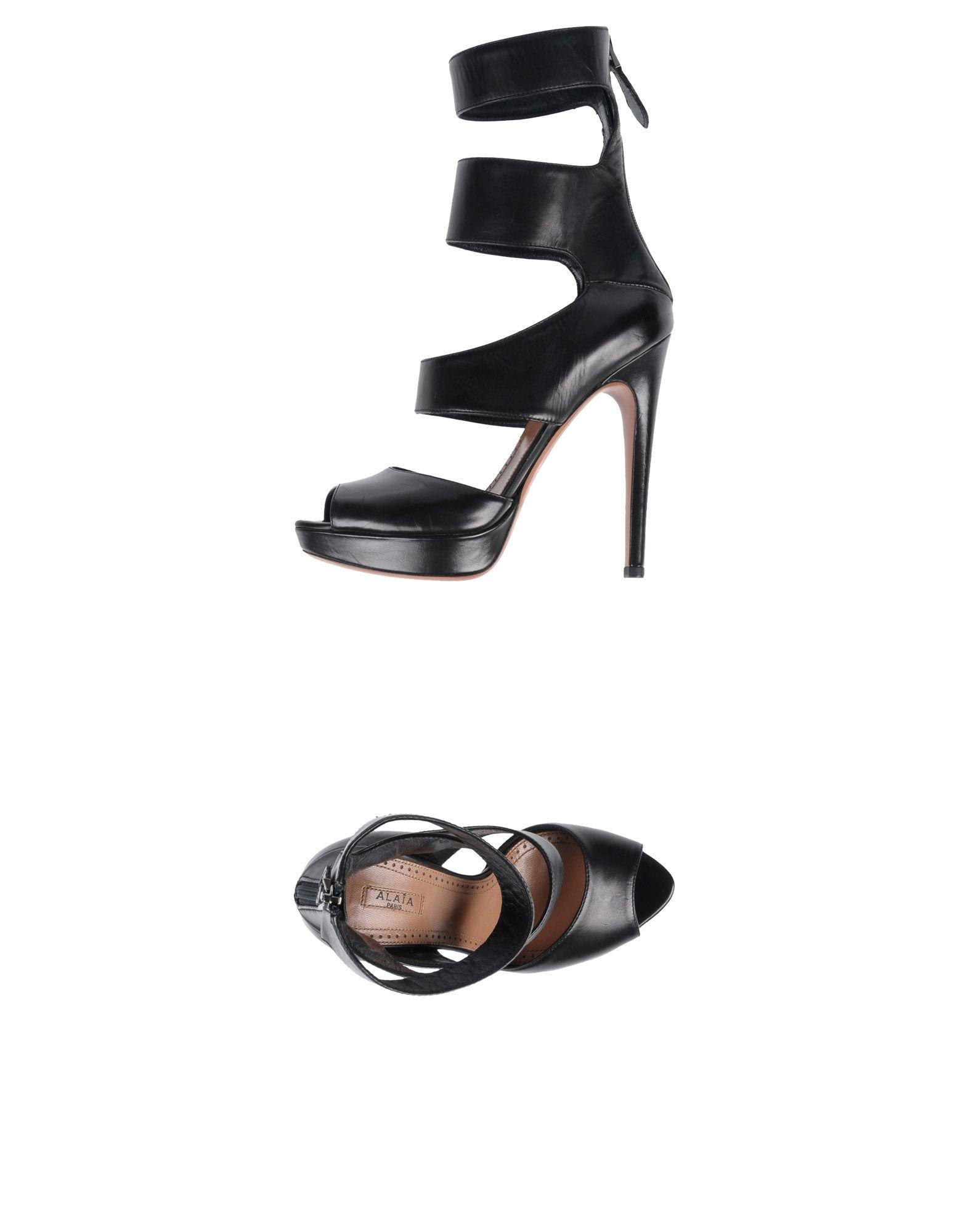 Alaïa Sandalen Damen  11427514OJGünstige gut aussehende Schuhe