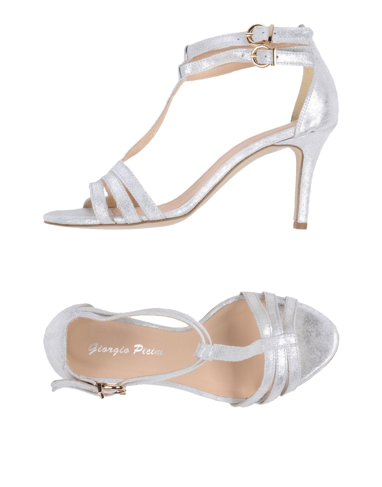 Giorgio Picino Sandalen Damen  11427610LC Neue Schuhe
