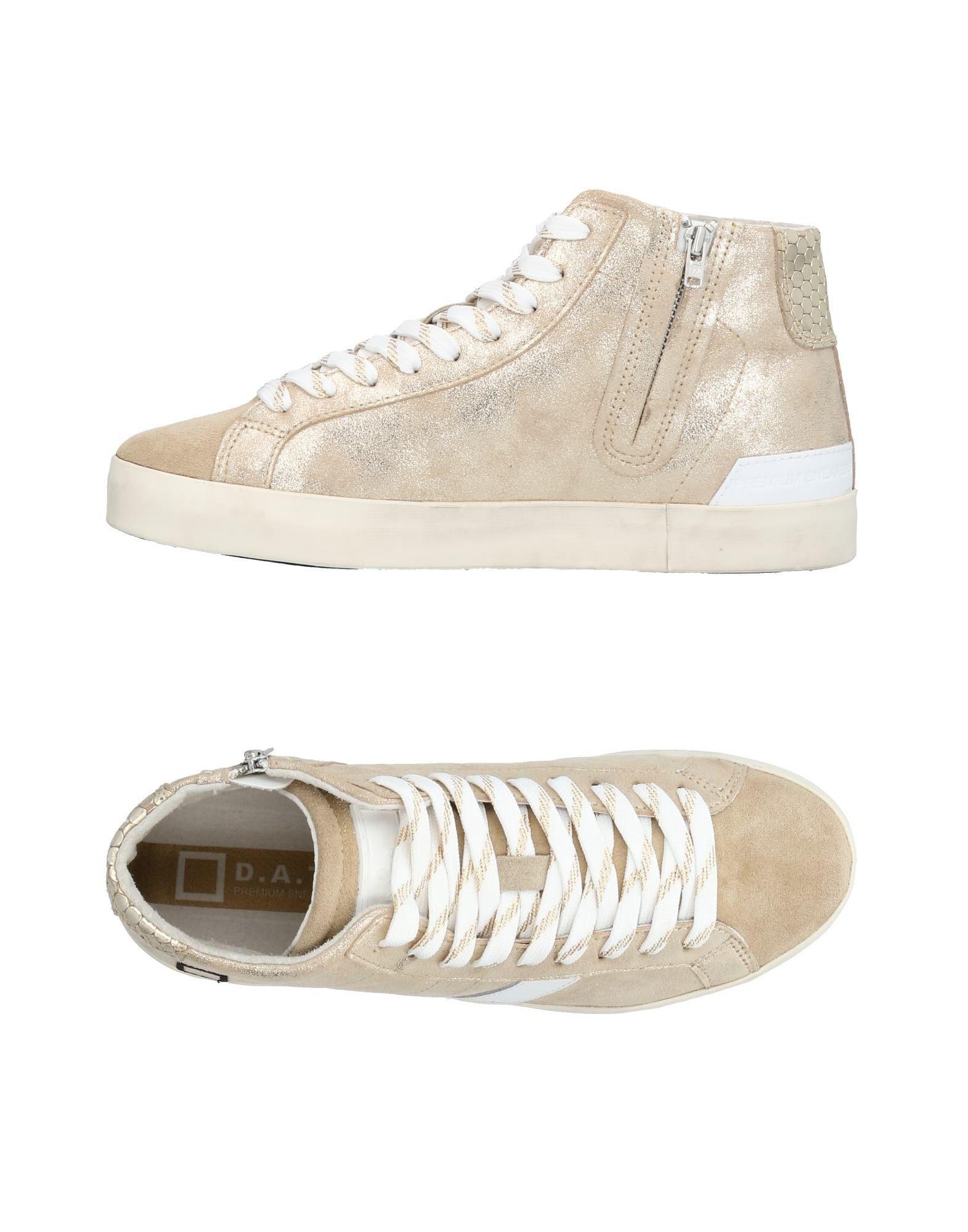 Moda Sneakers D.A.T.E. Donna - 11427616RJ